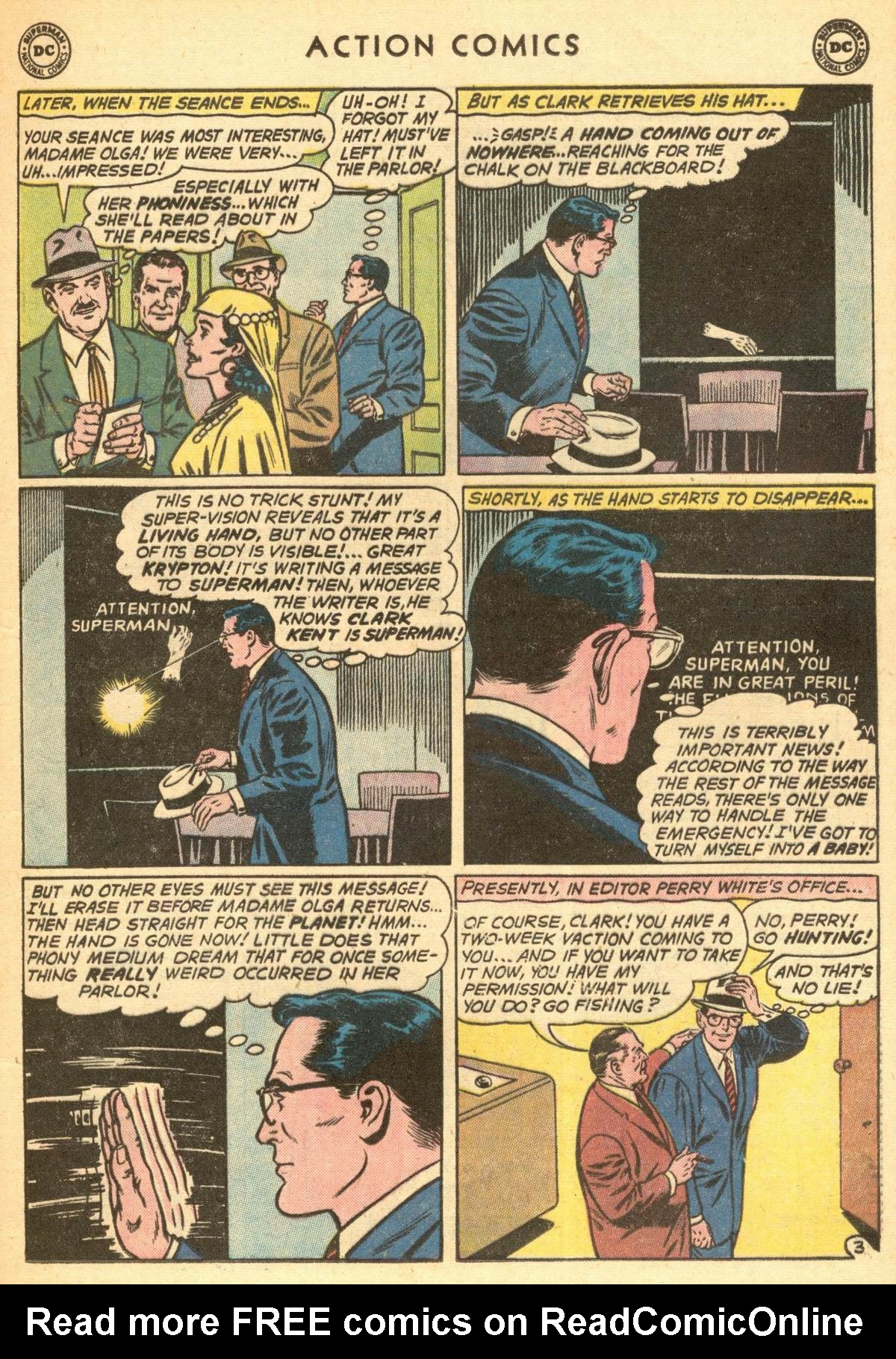 Read online Action Comics (1938) comic -  Issue #284 - 5