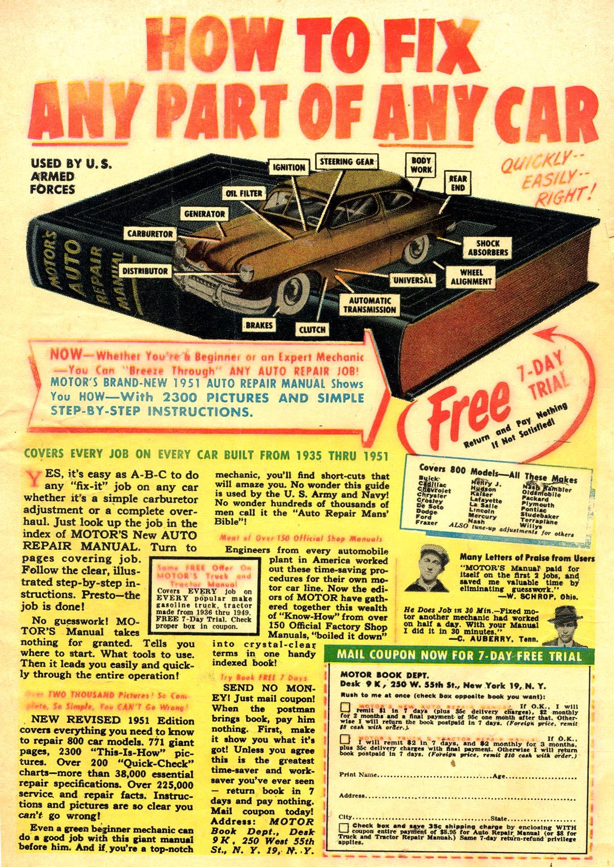 Read online Wonder Woman (1942) comic -  Issue #55 - 44