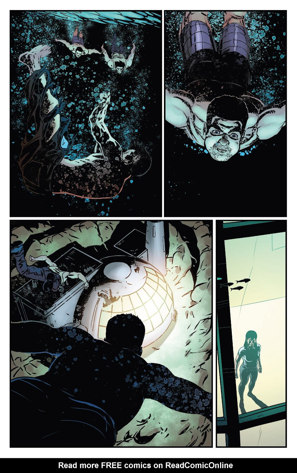 Read online Hulkverines comic -  Issue #2 - 27