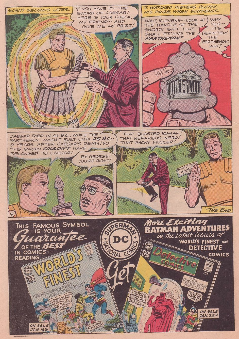 My Greatest Adventure (1955) issue 65 - Page 22