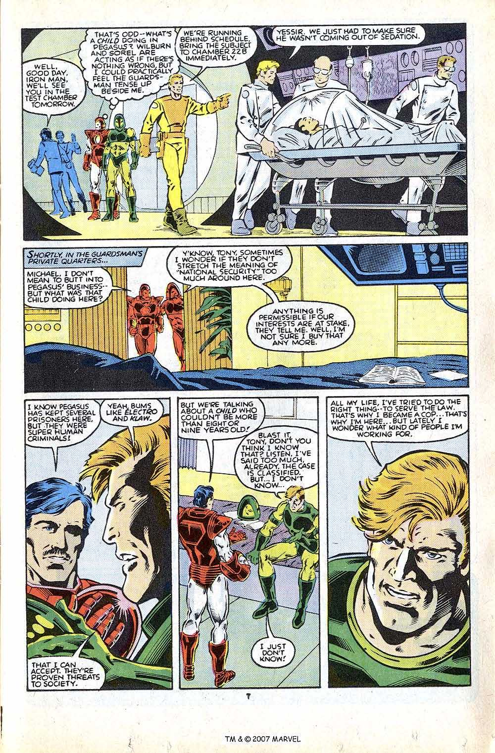 Iron Man Annual issue 8 - Page 11
