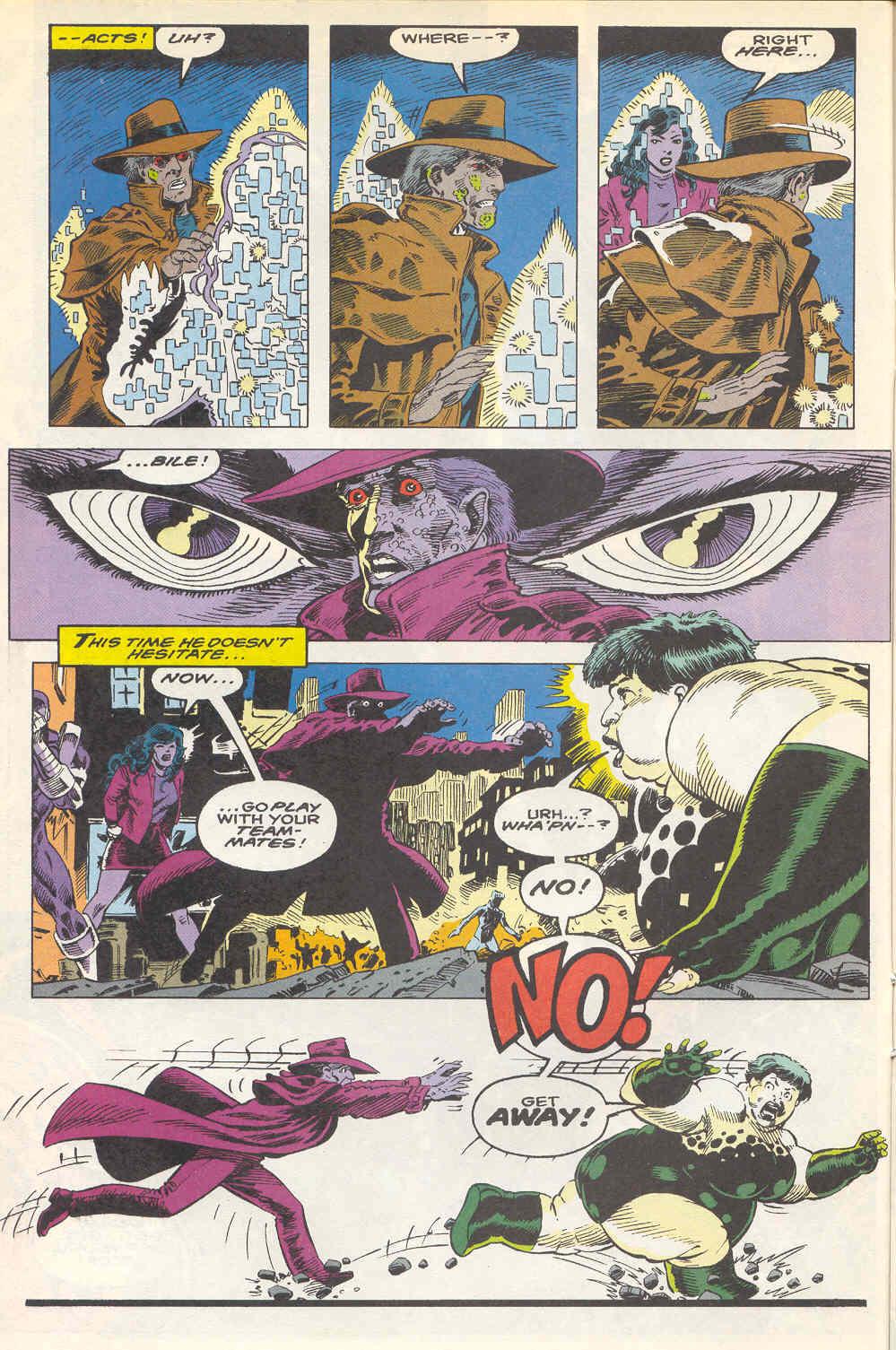 Read online Alpha Flight (1983) comic -  Issue #112 - 8