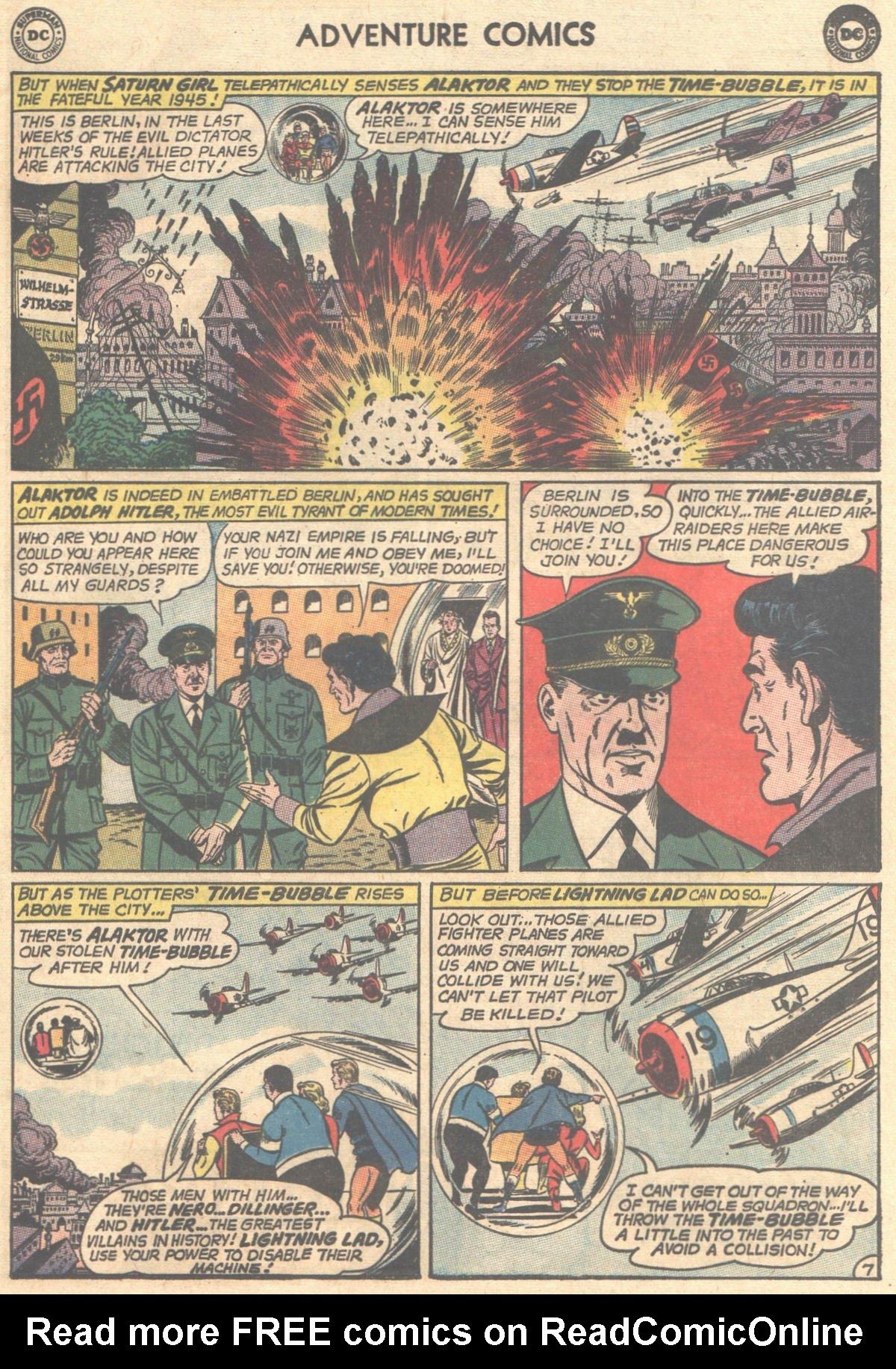 Read online Adventure Comics (1938) comic -  Issue #501 - 17