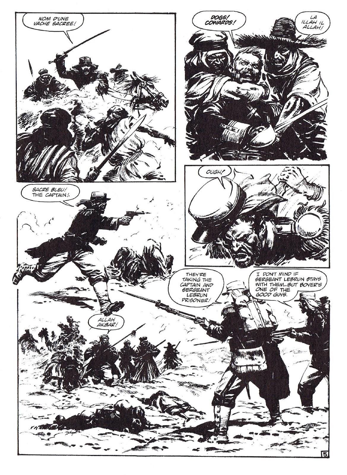 Read online Merchants of Death comic -  Issue #4 - 7