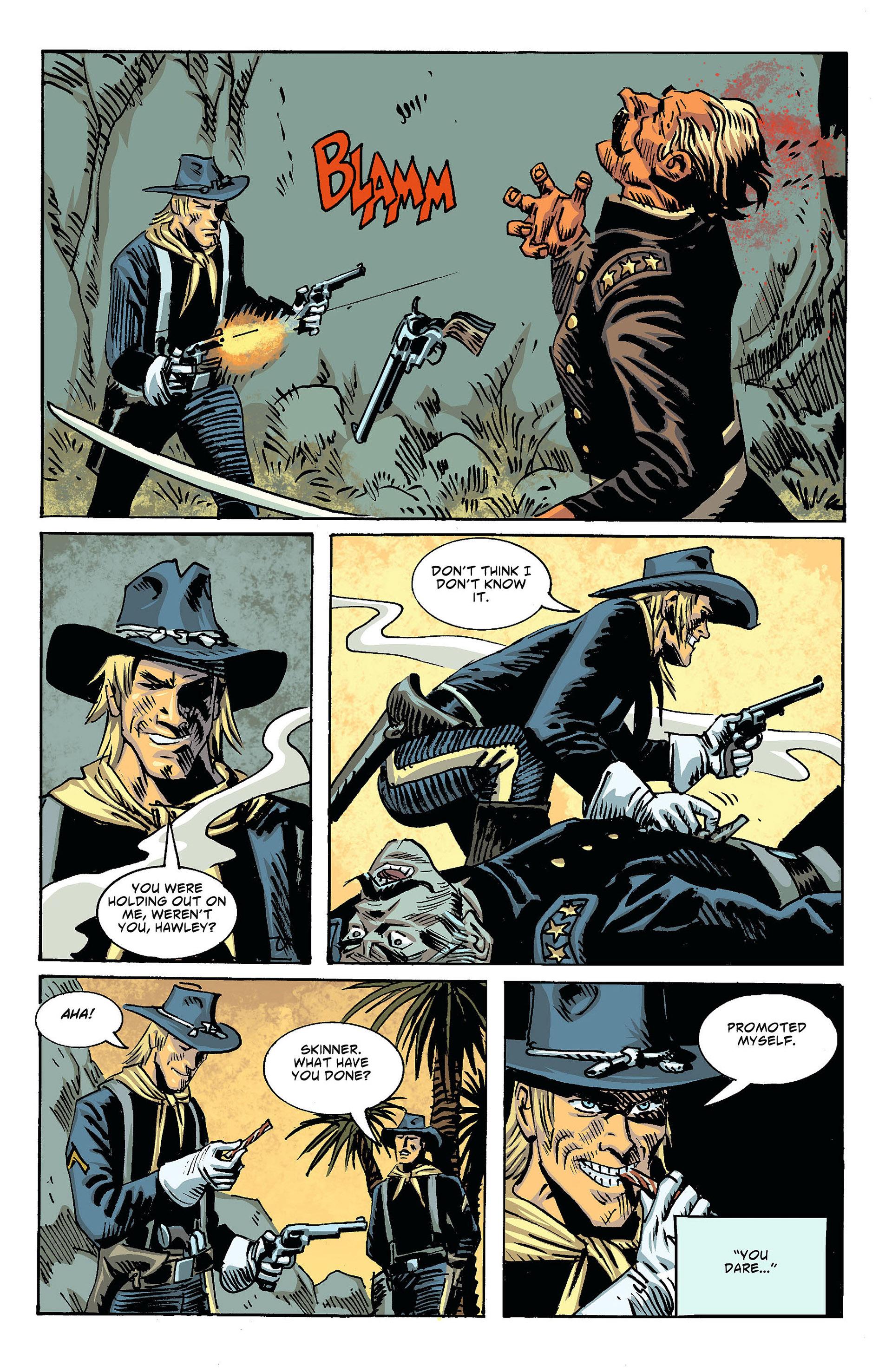 Read online American Vampire comic -  Issue #21 - 9