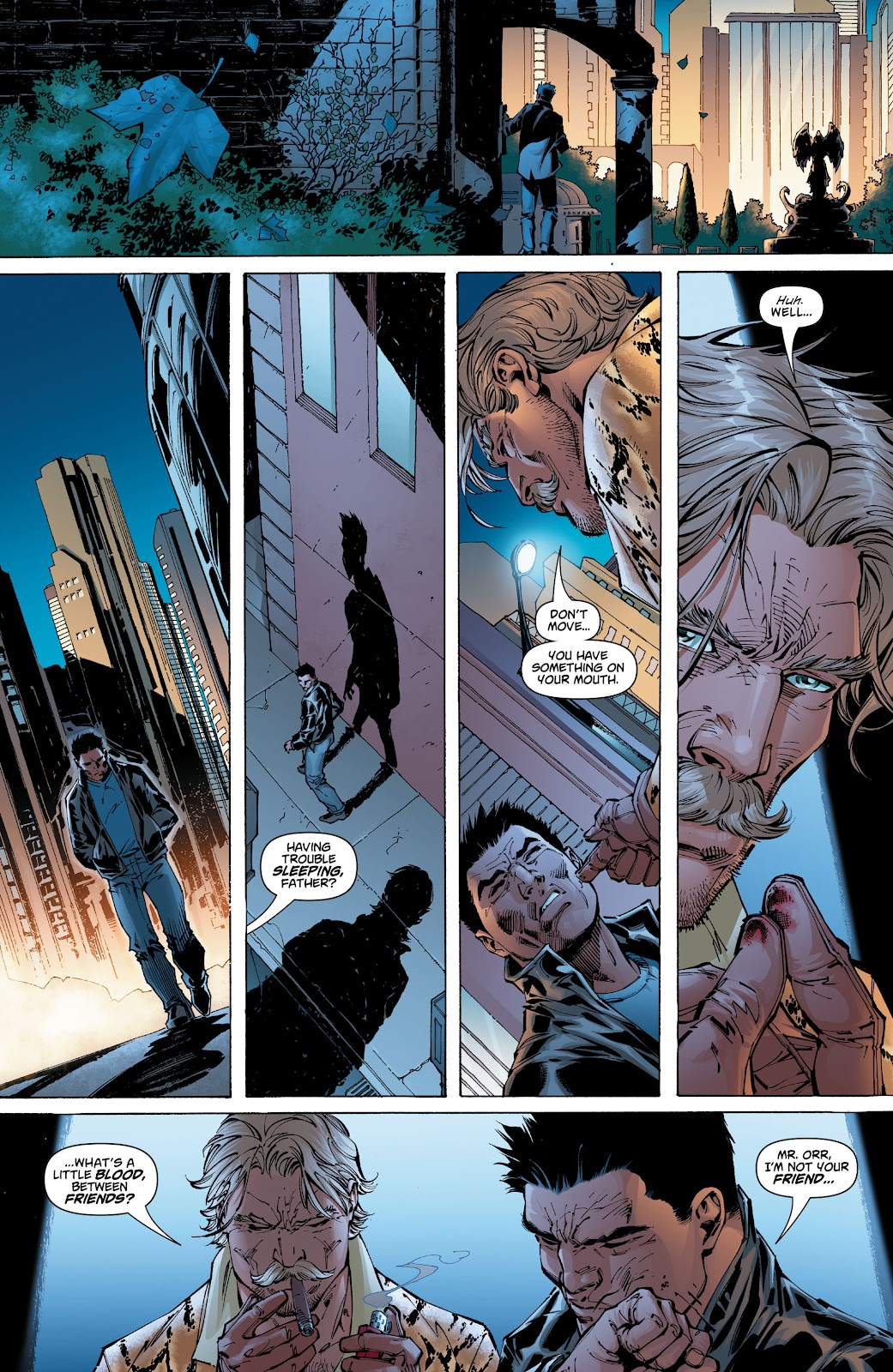 Read online Superman: For Tomorrow comic -  Issue # TPB (Part 2) - 60