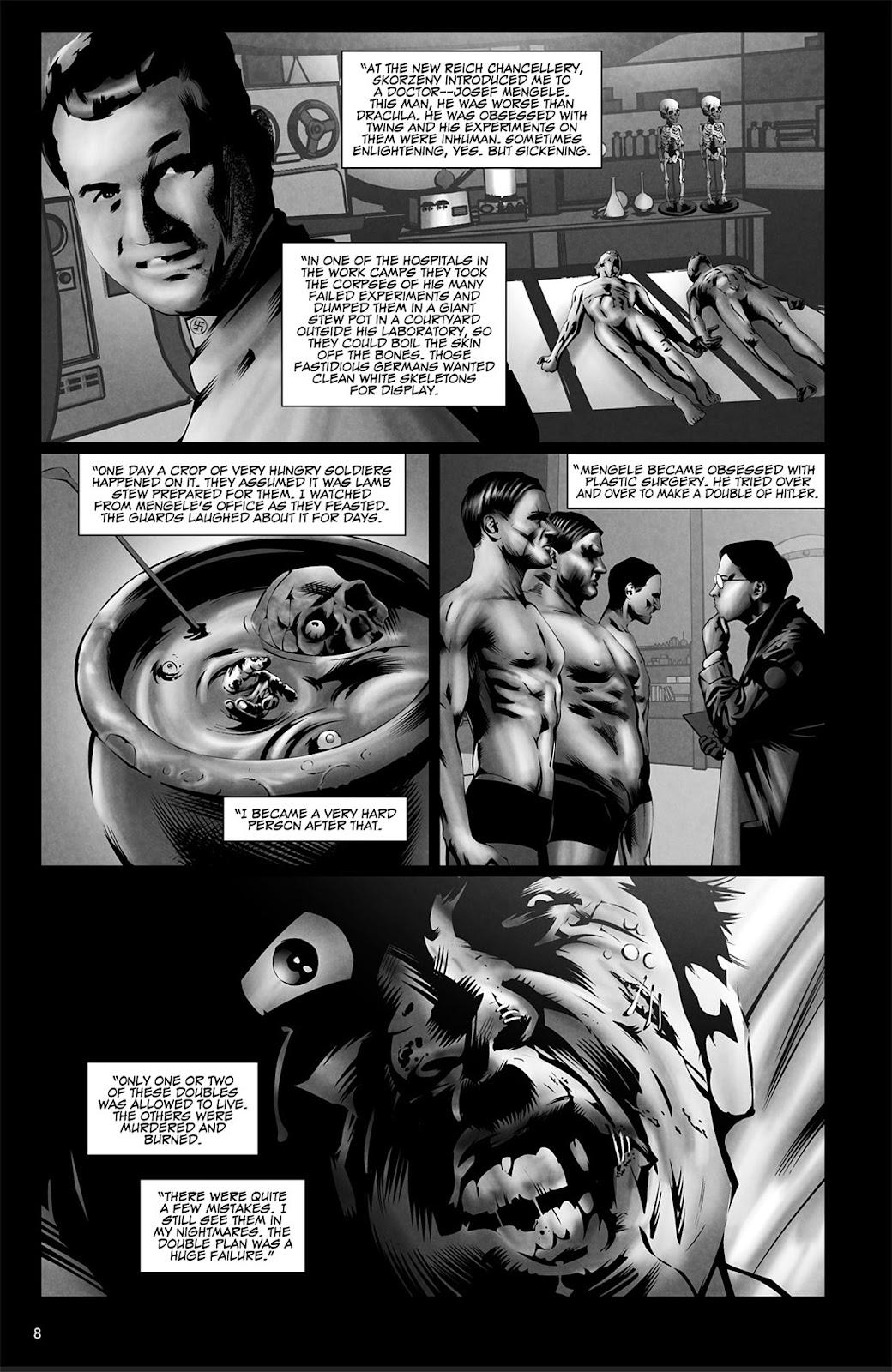 Creepy (2009) Issue #3 #3 - English 10