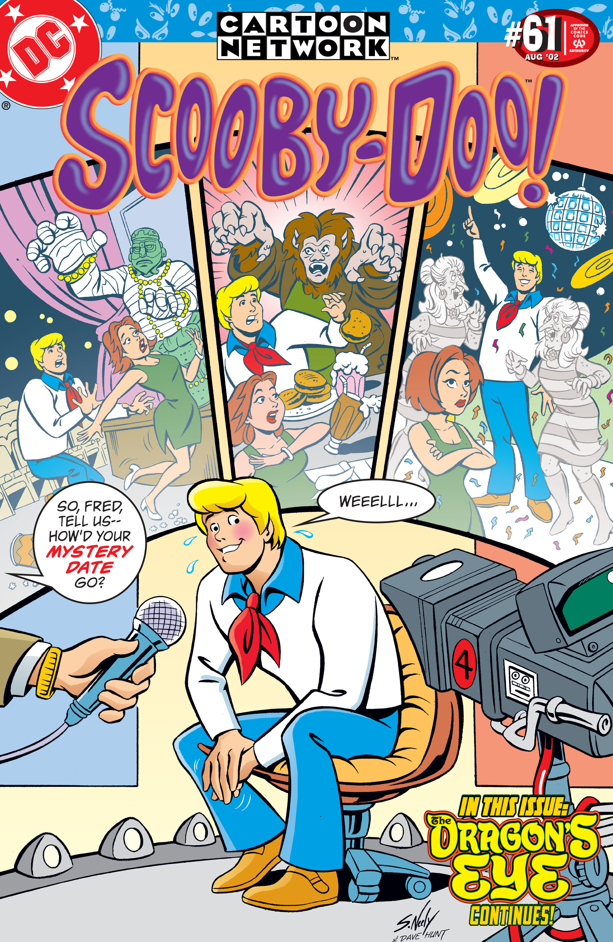 Read online Scooby-Doo (1997) comic -  Issue #61 - 1