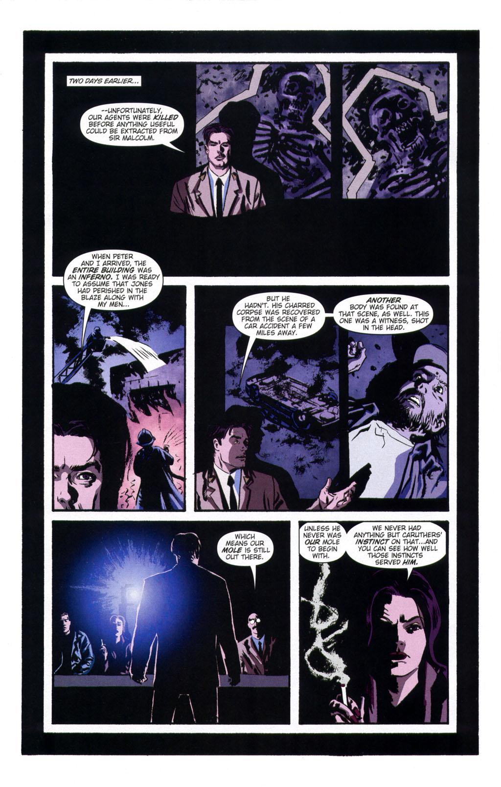 Read online Sleeper comic -  Issue #9 - 6