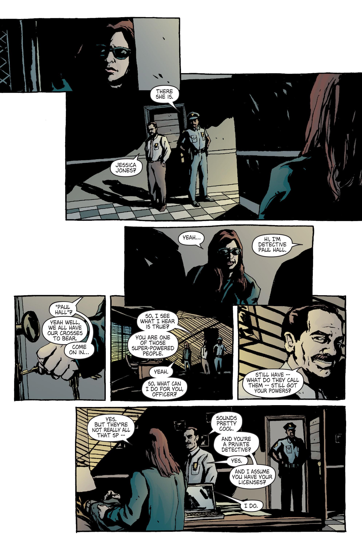 Read online Alias comic -  Issue #2 - 19