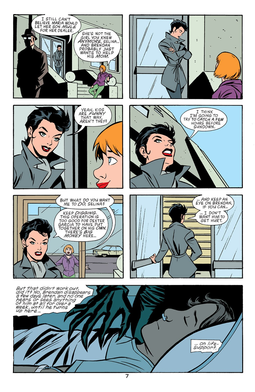 Catwoman (2002) Issue #5 #5 - English 8