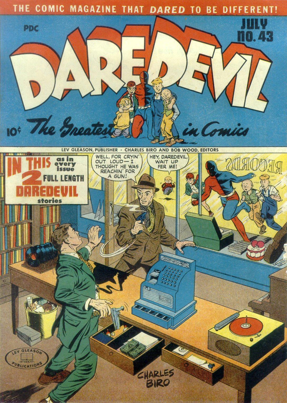 Daredevil (1941) 43 Page 1