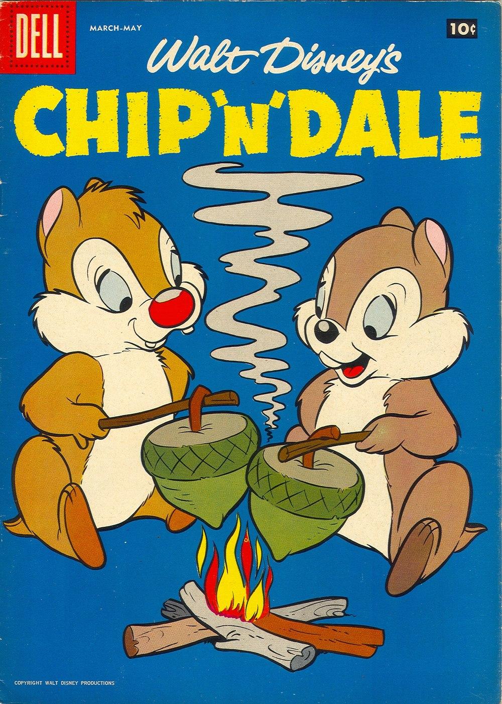 Walt Disneys Chip N Dale issue 13 - Page 1