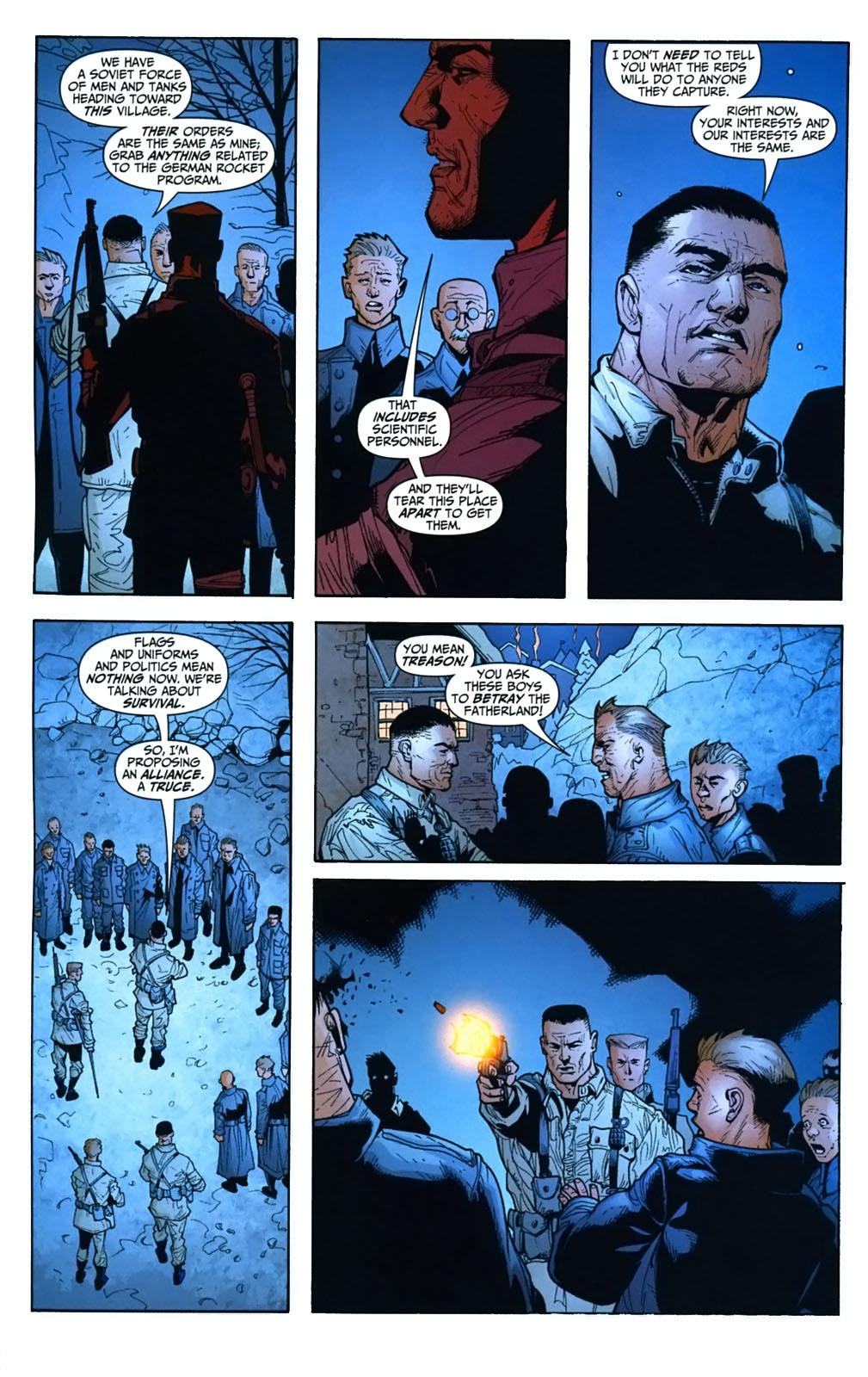 Read online Team Zero comic -  Issue #4 - 22
