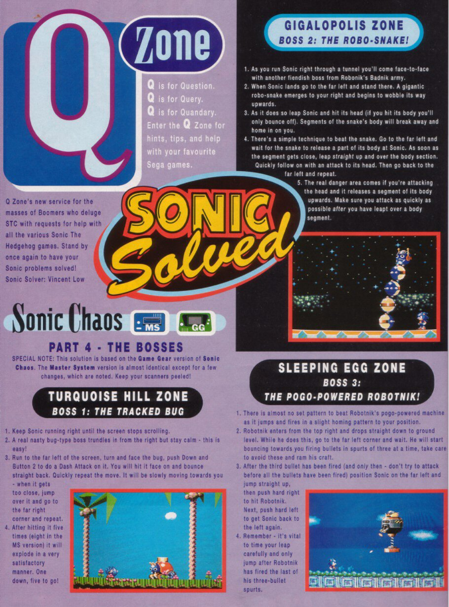 Read online Sonic the Comic comic -  Issue #26 - 24