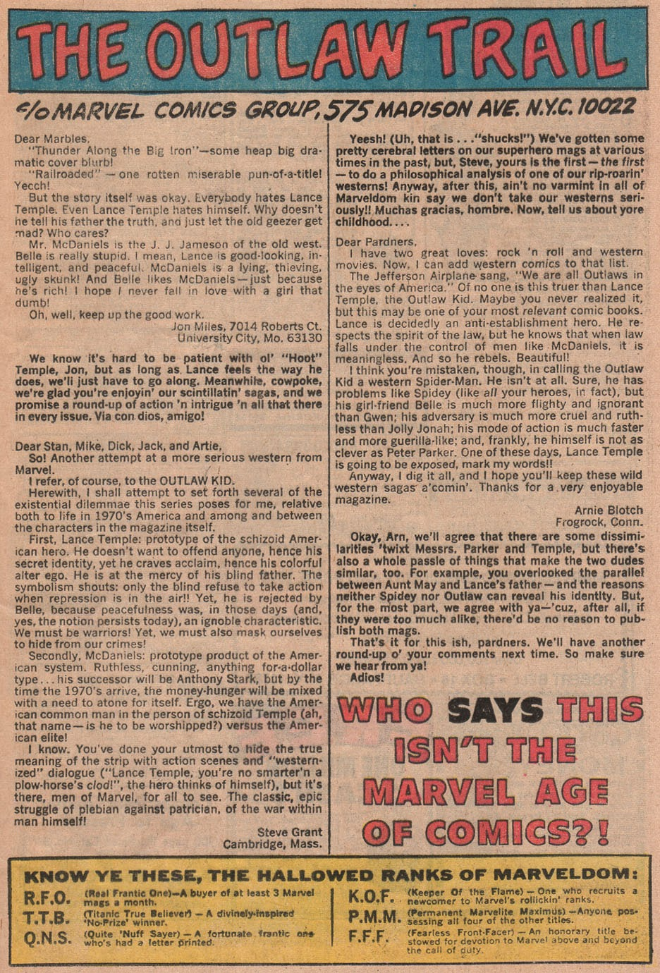 The Outlaw Kid (1970) issue 14 - Page 25