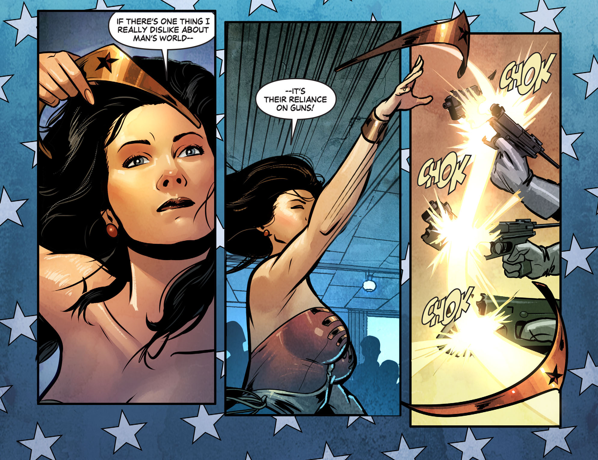 Read online Wonder Woman '77 [I] comic -  Issue #2 - 14