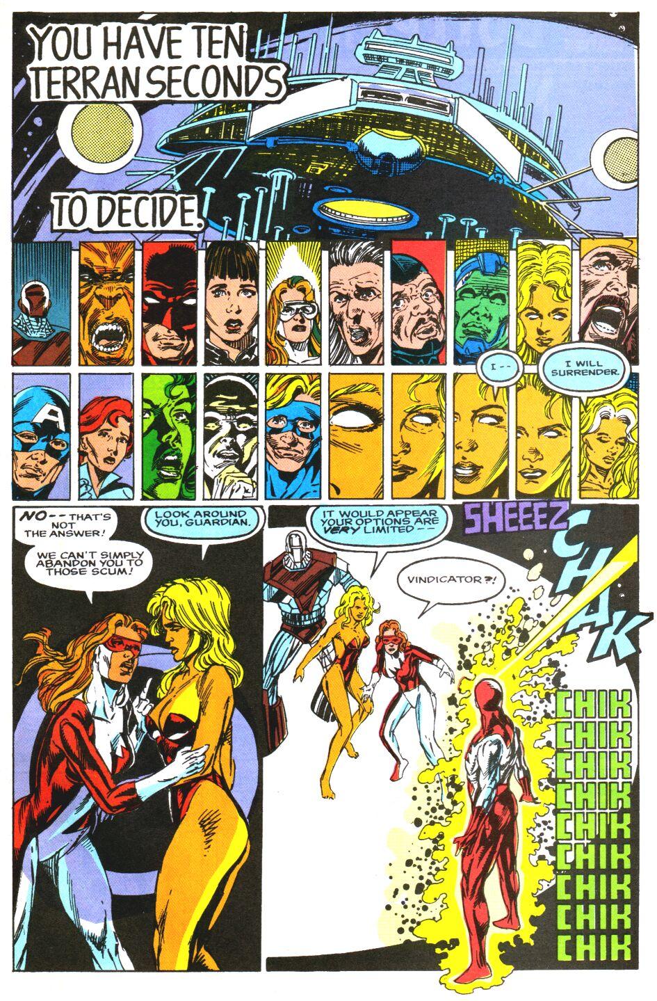 Read online Alpha Flight Special comic -  Issue #3 - 20