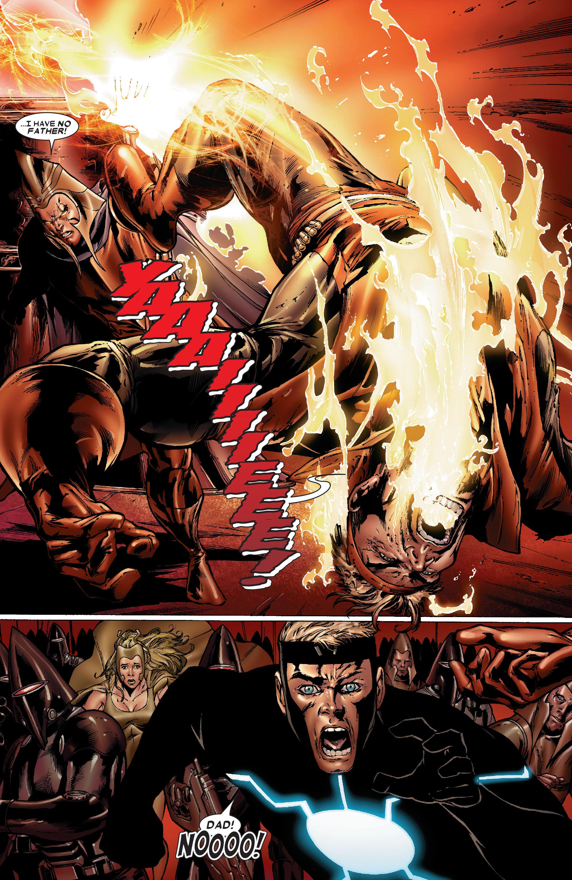 Read online Uncanny X-Men (1963) comic -  Issue #486 - 6