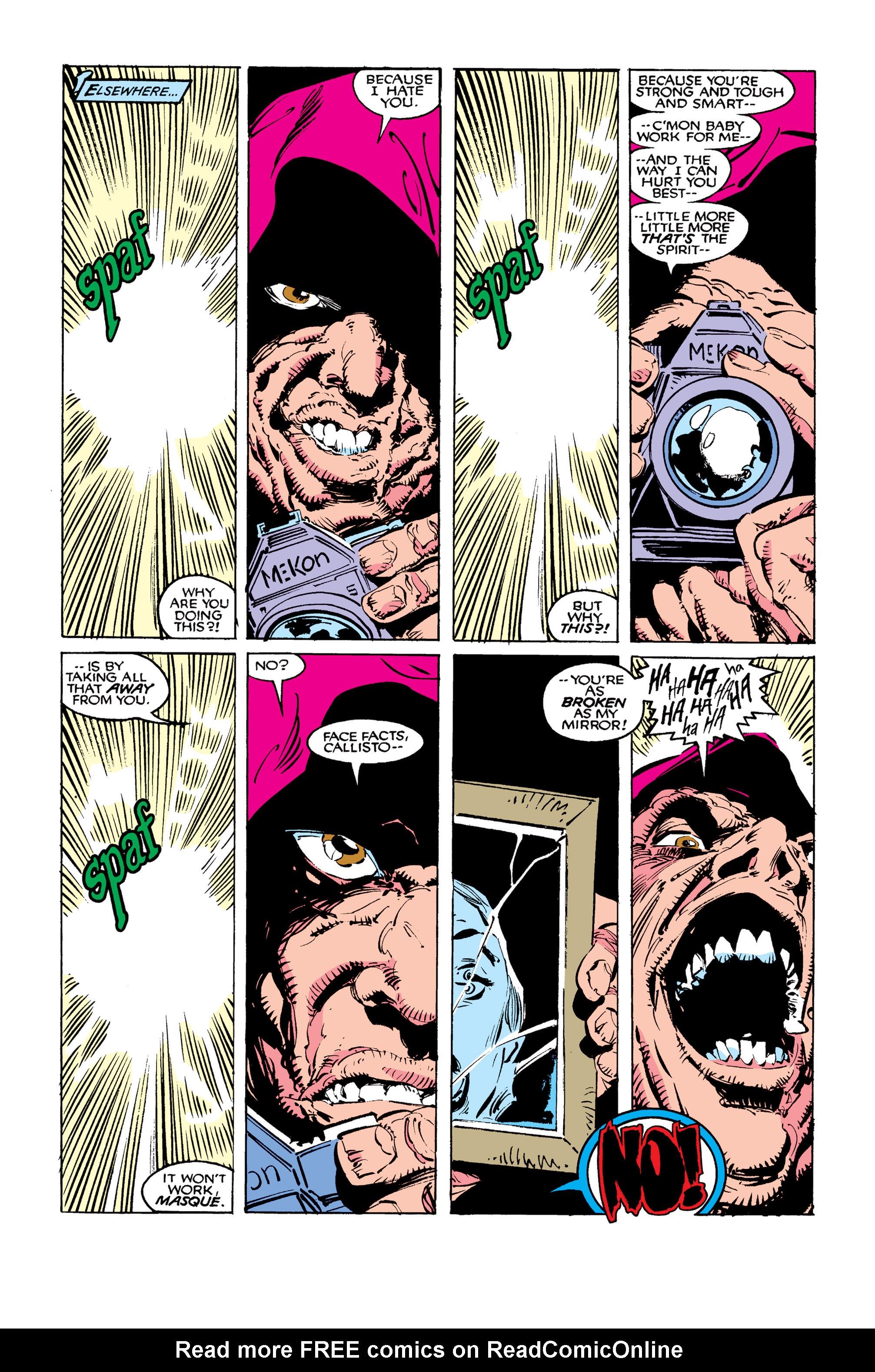 Read online Uncanny X-Men (1963) comic -  Issue #259 - 10
