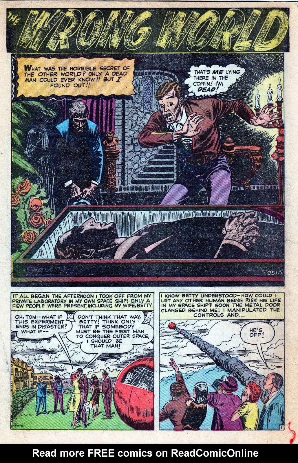 Suspense issue 15 - Page 23