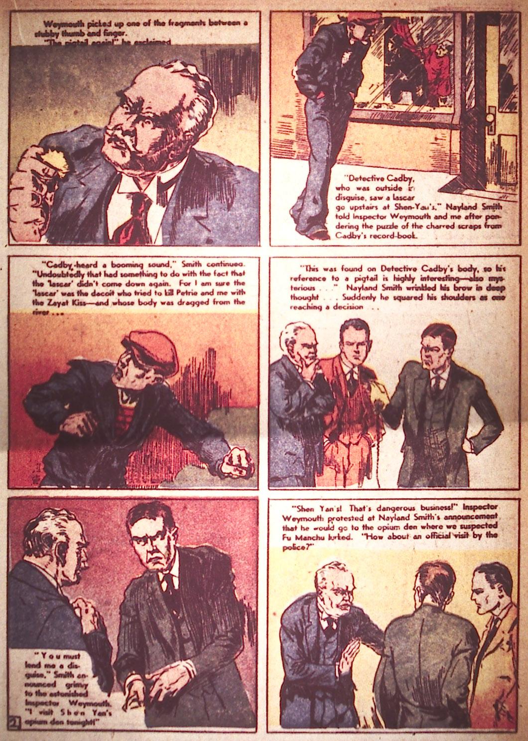 Read online Detective Comics (1937) comic -  Issue #22 - 43