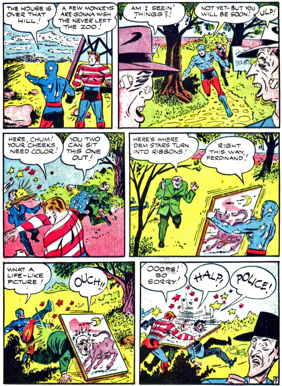 Star Spangled Comics (1941) issue 27 - Page 25
