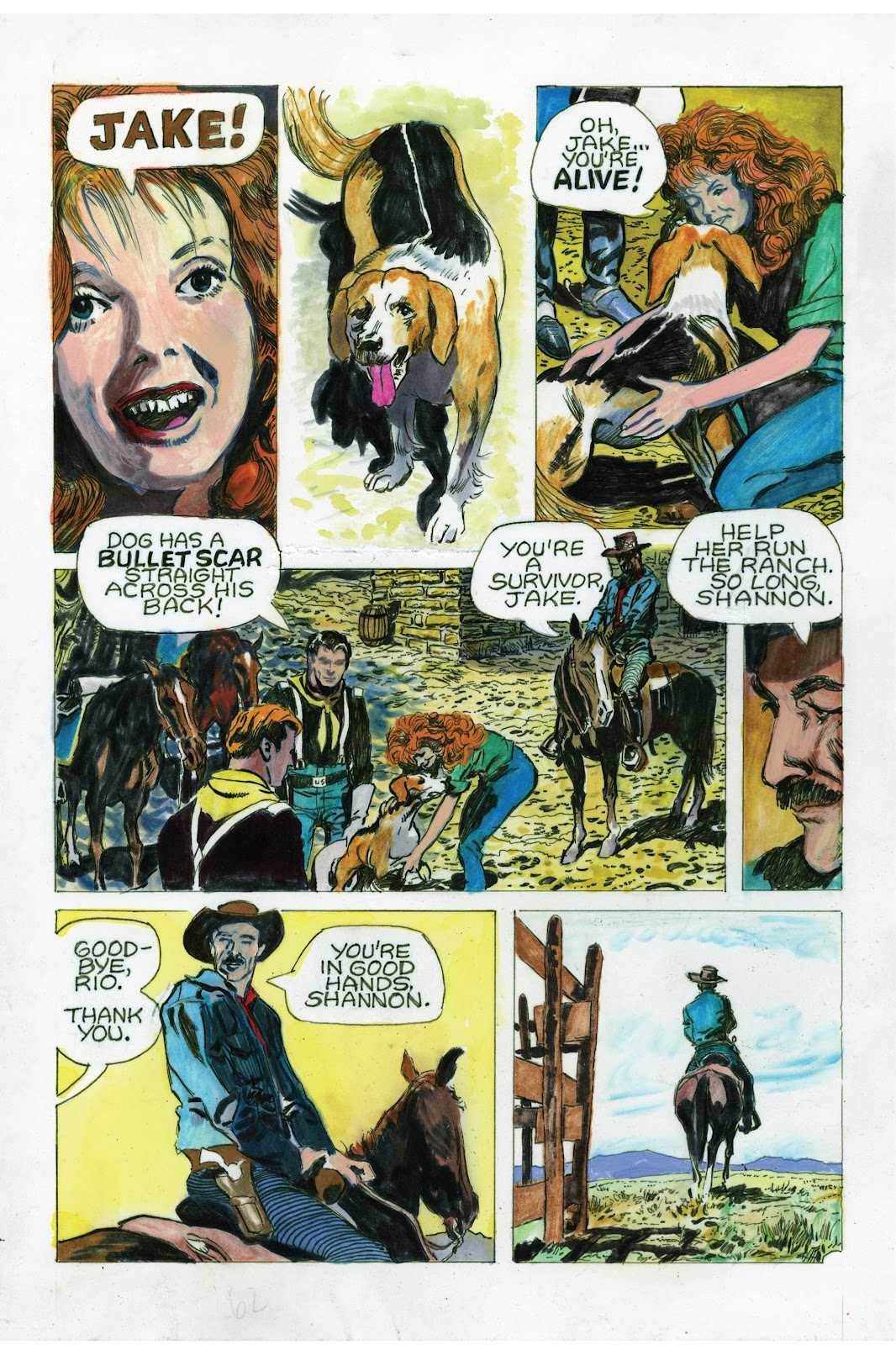 Read online Doug Wildey's Rio: The Complete Saga comic -  Issue # TPB (Part 3) - 72