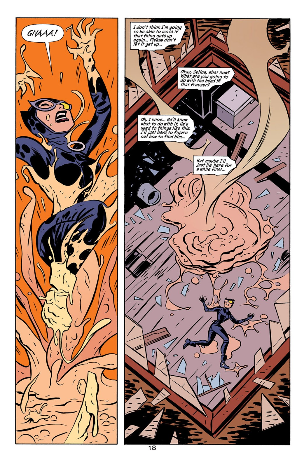 Catwoman (2002) Issue #4 #4 - English 19