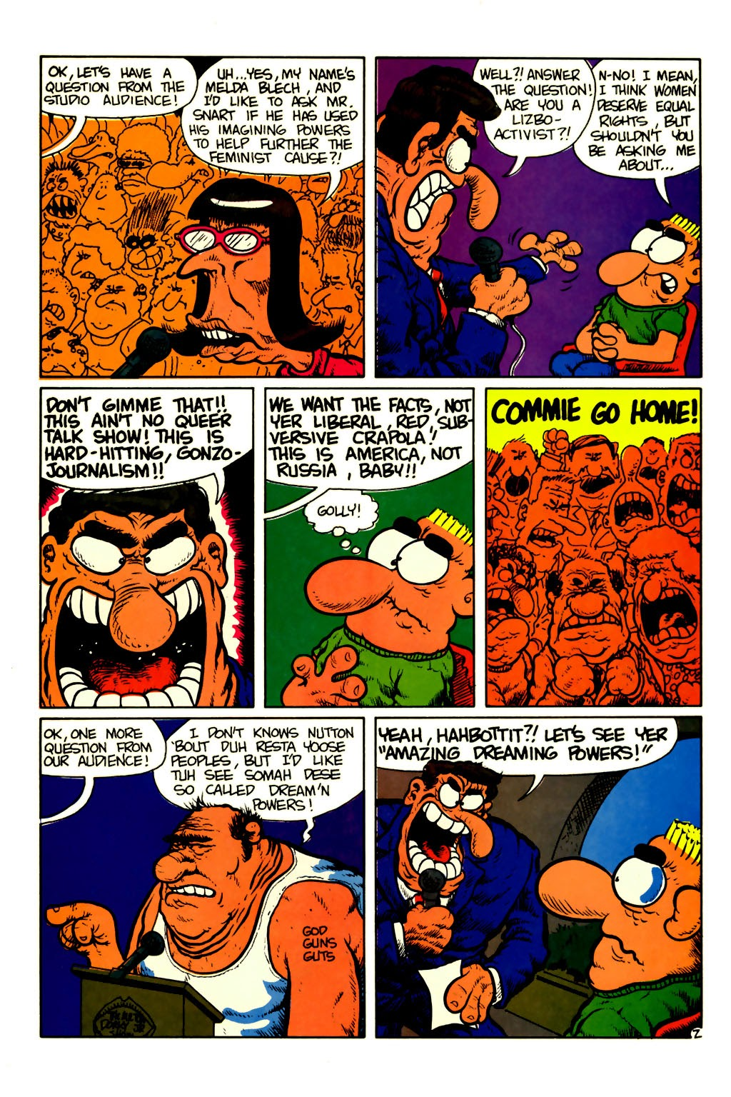 Ralph Snart Adventures (1988) issue 4 - Page 29
