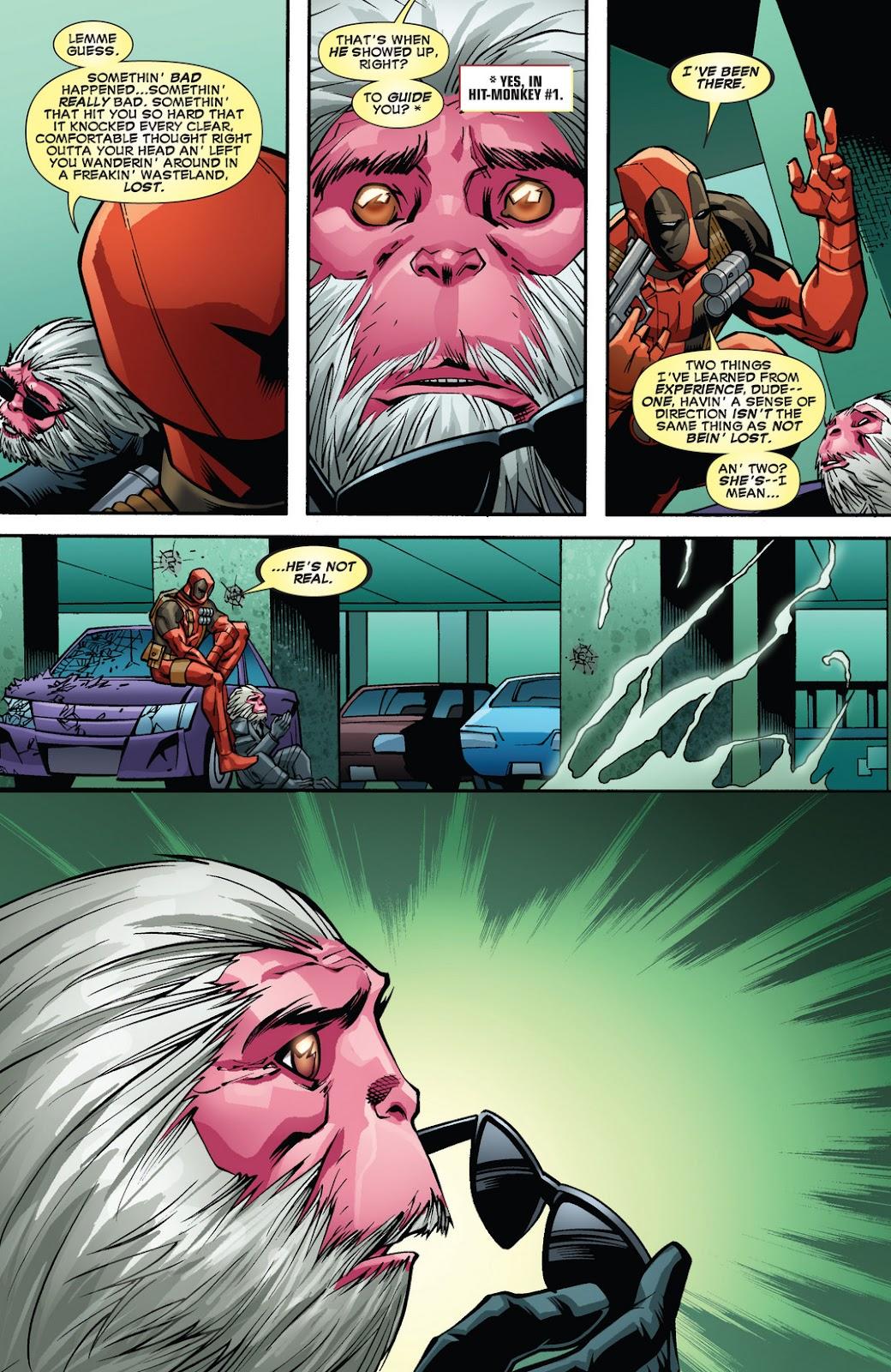 Read online Deadpool (2008) comic -  Issue #61 - 18