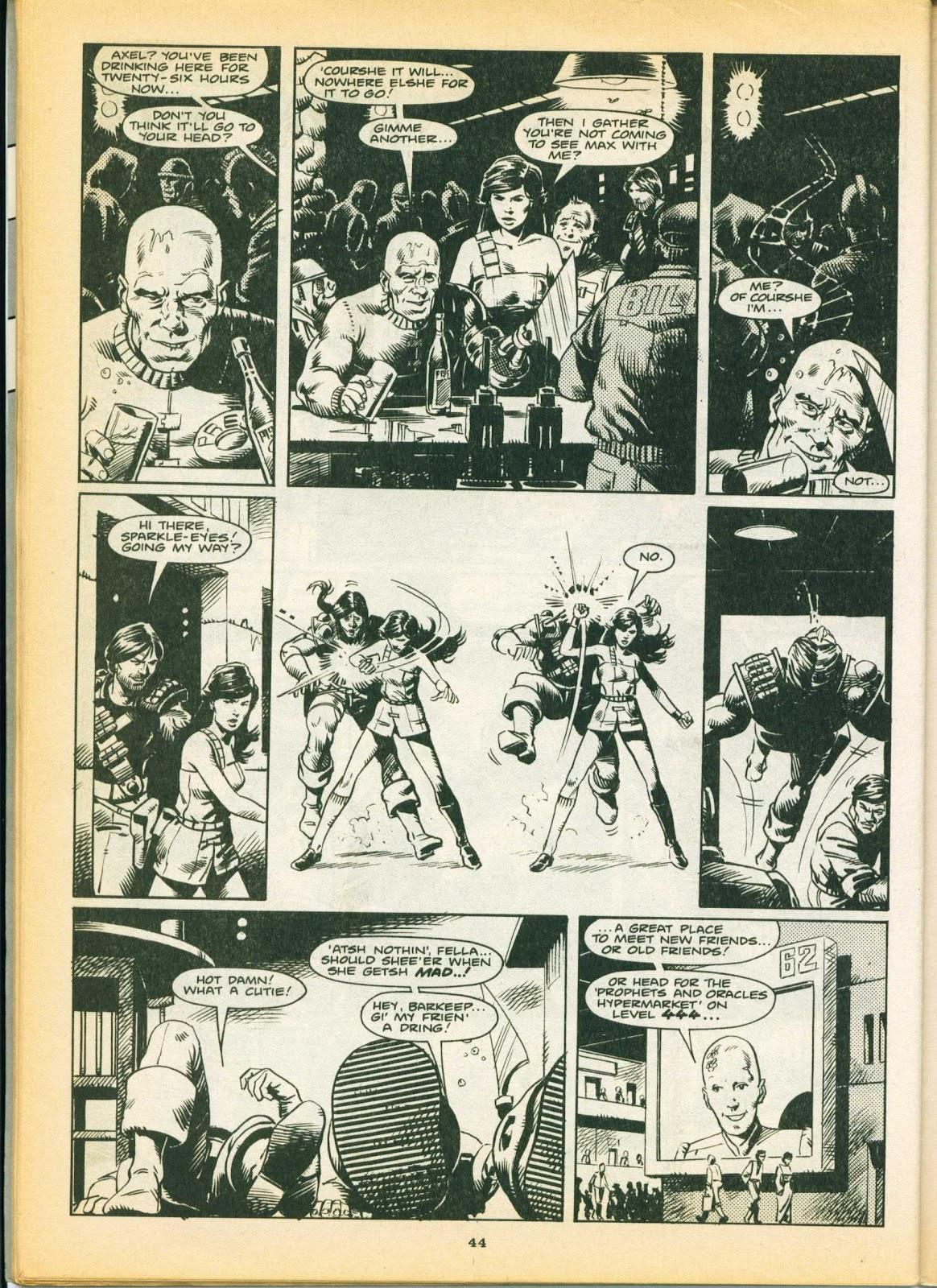 Warrior Issue #6 #7 - English 44