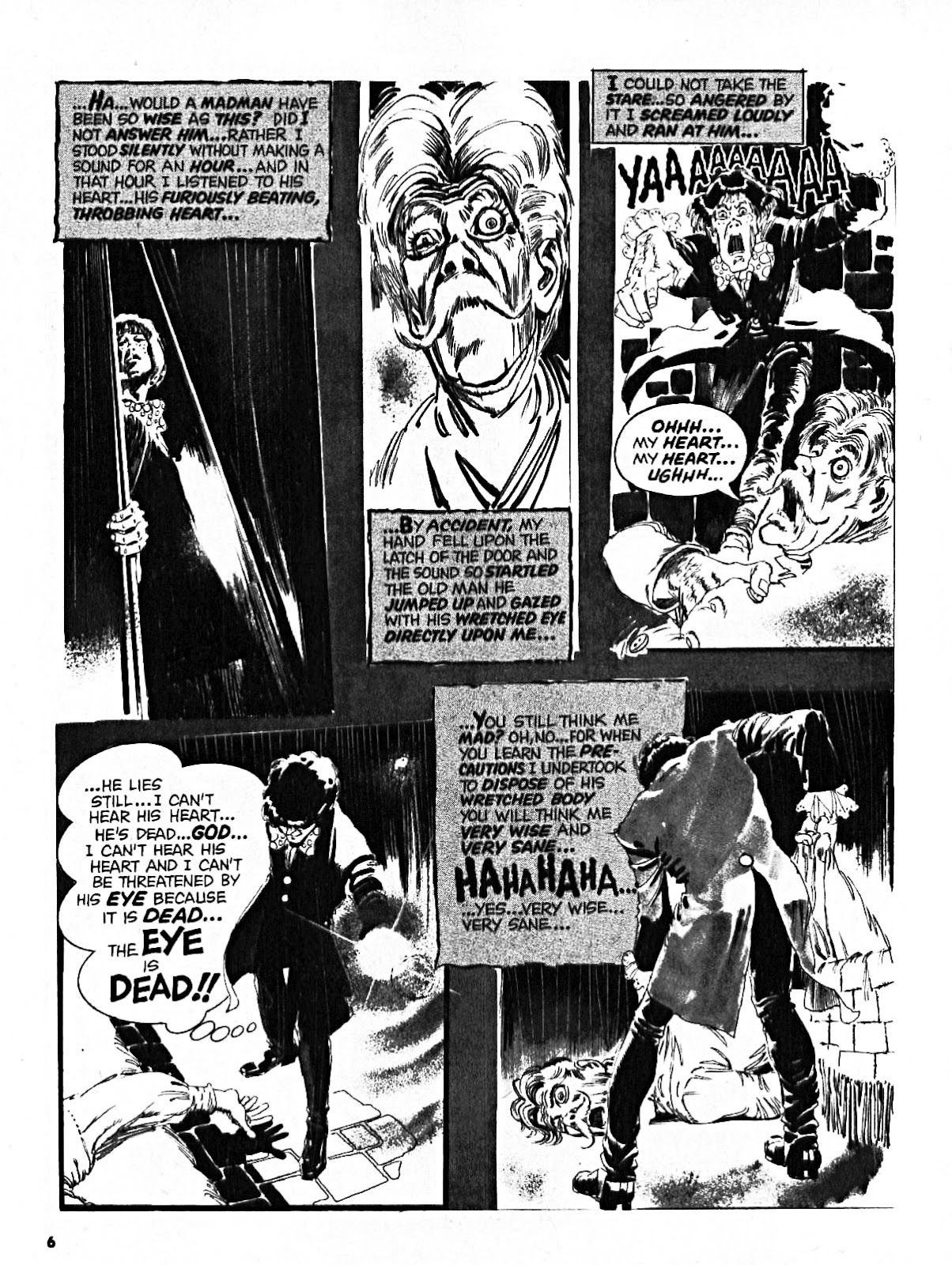 Scream (1973) issue 8 - Page 6