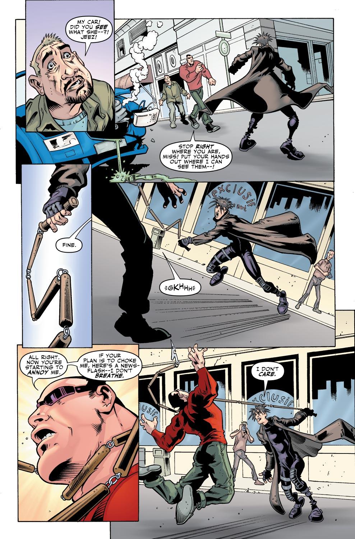 Read online Wonder Man (2007) comic -  Issue #1 - 11