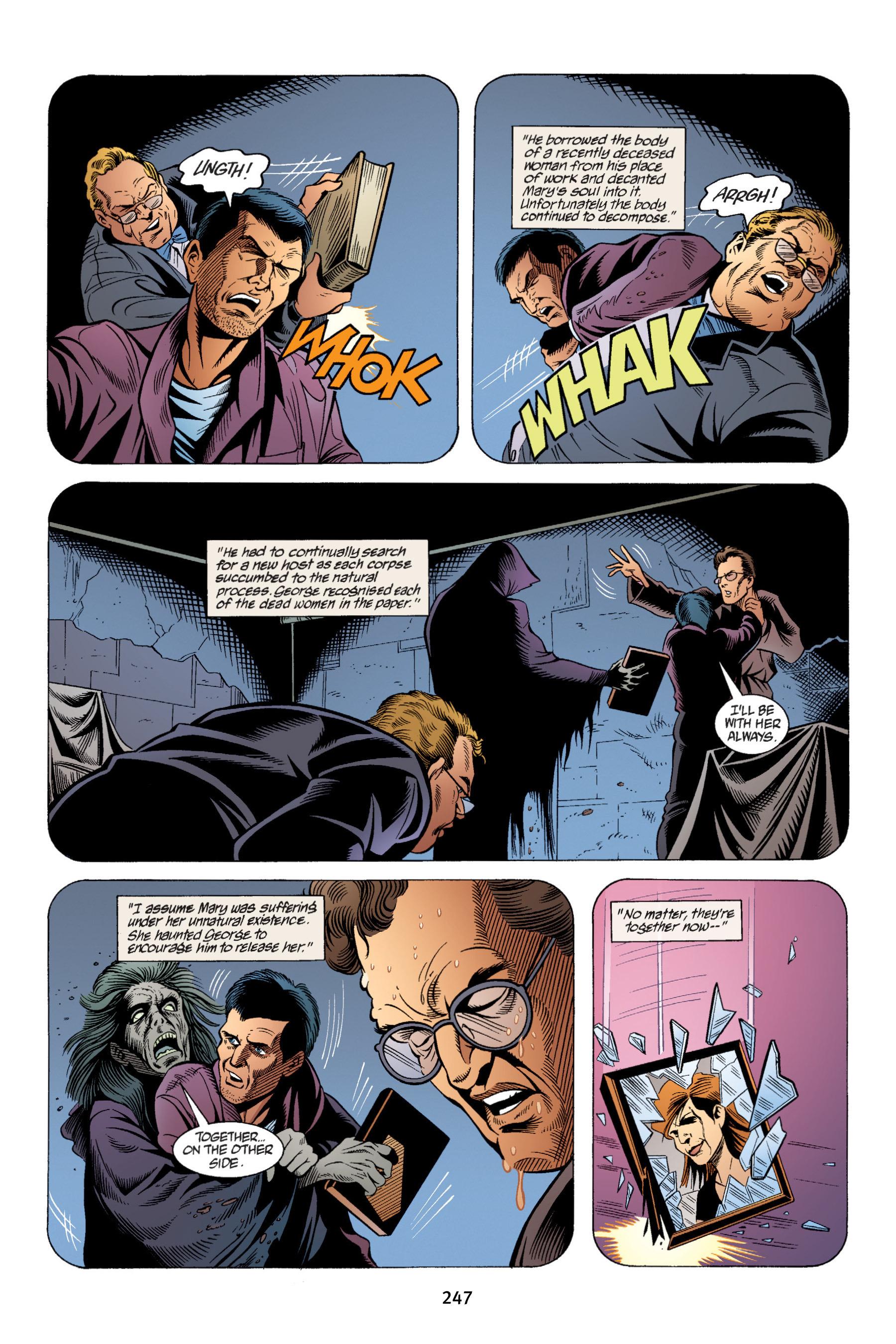 Read online Buffy the Vampire Slayer: Omnibus comic -  Issue # TPB 4 - 245