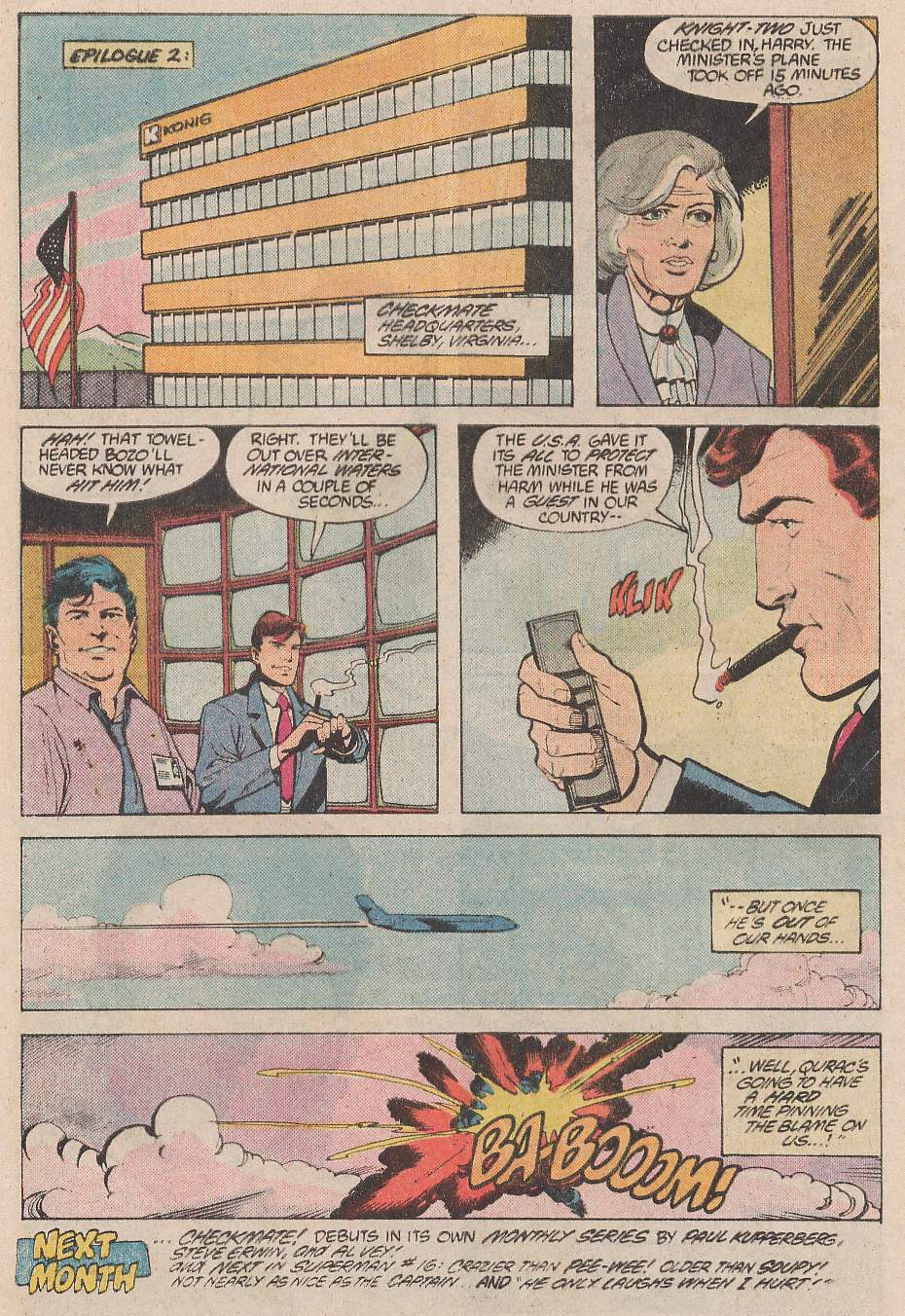 Read online Action Comics (1938) comic -  Issue #598 - 23