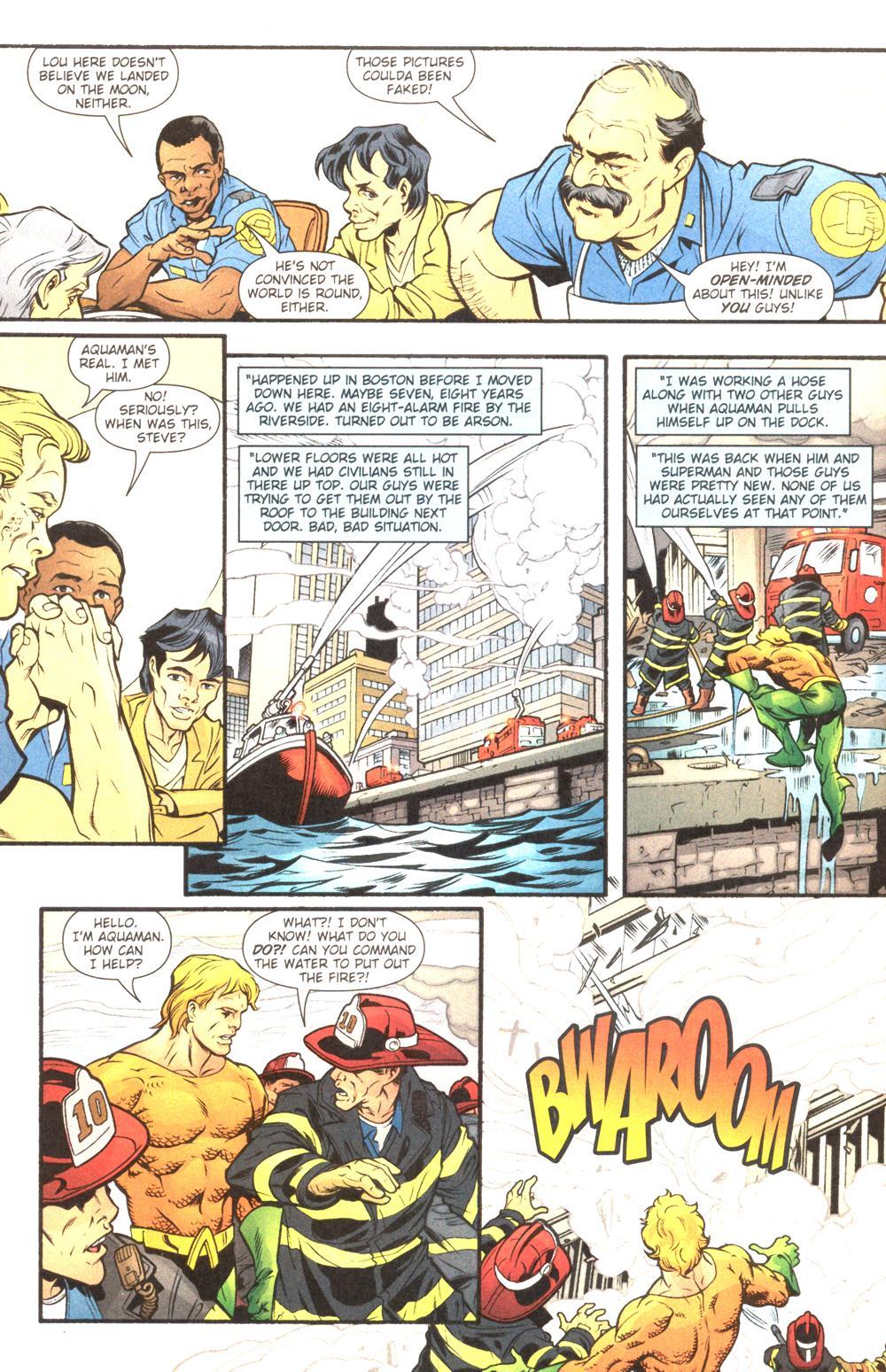 Read online Aquaman (2003) comic -  Issue #14 - 13