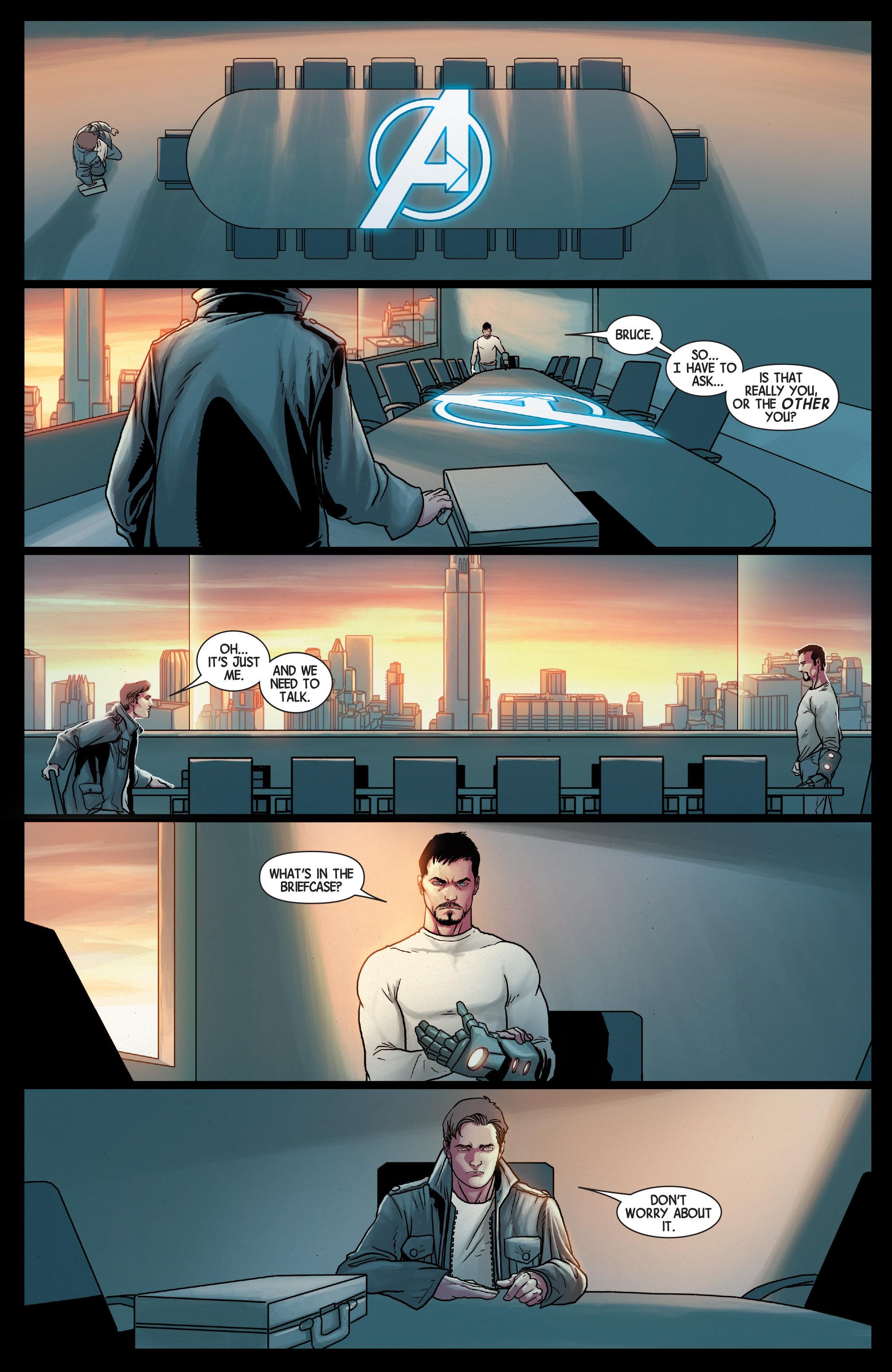 Read online Avengers (2013) comic -  Issue #Avengers (2013) _TPB 5 - 138