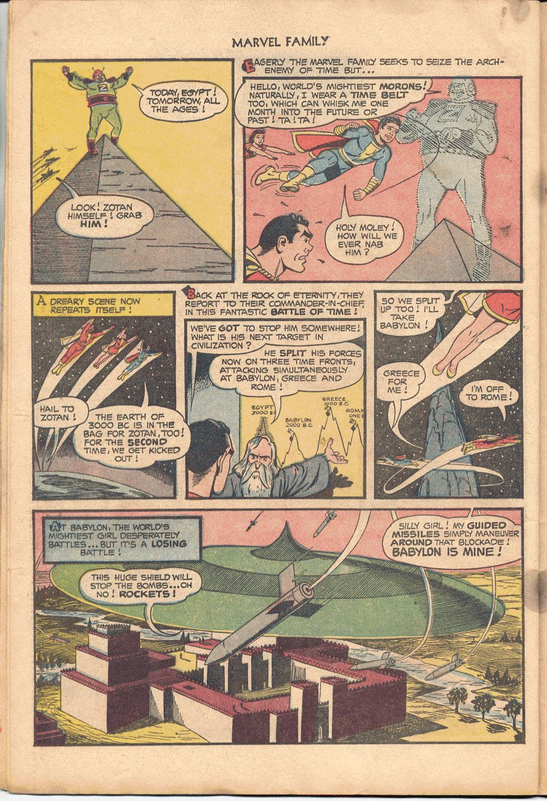 The Marvel Family issue 88 - Page 26