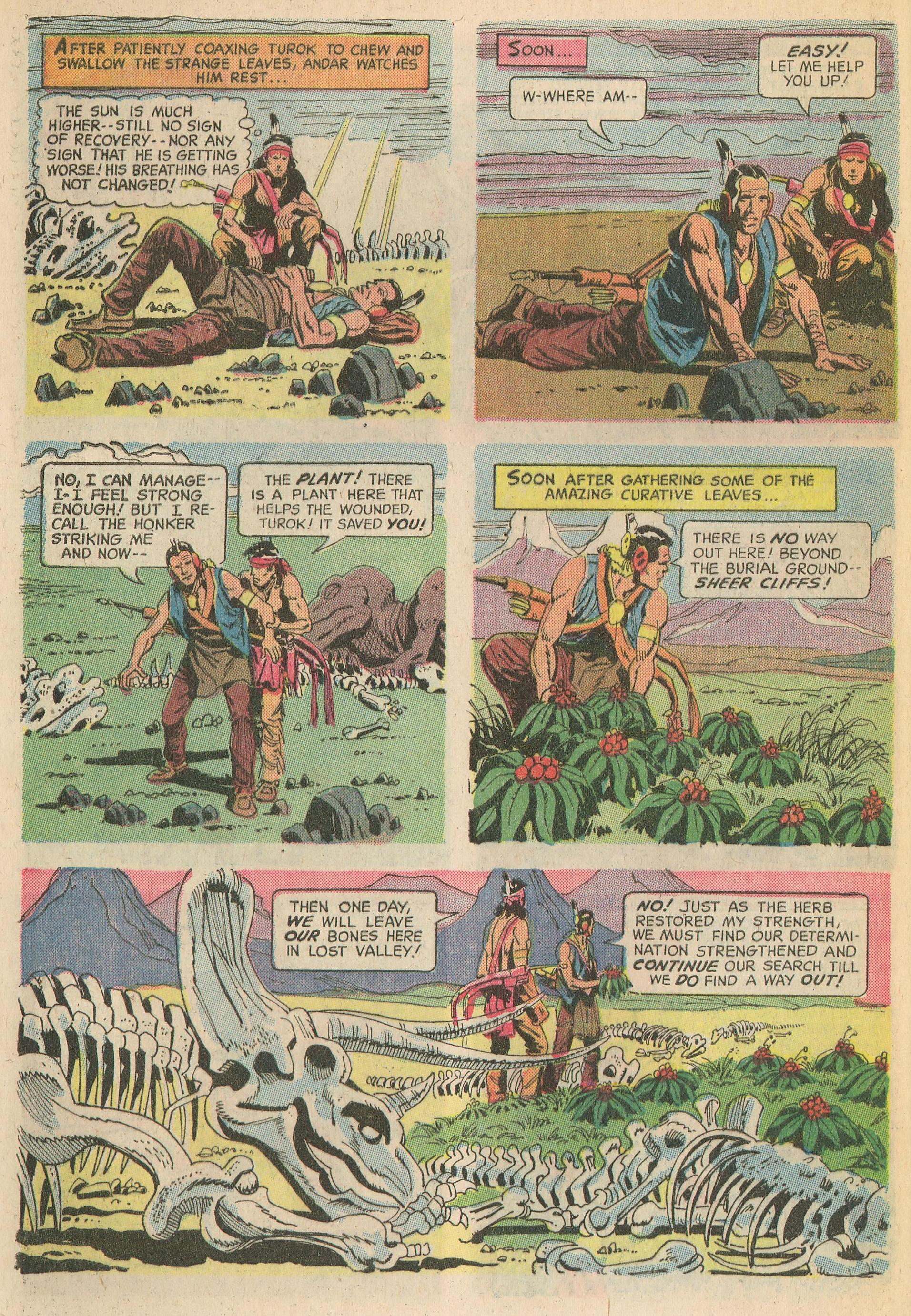 Read online Turok, Son of Stone comic -  Issue #65 - 32