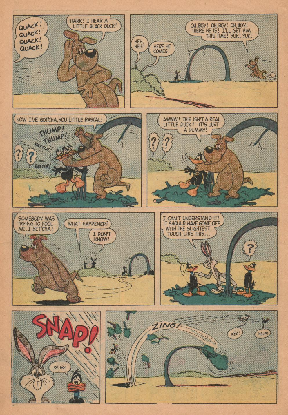 Bugs Bunny (1952) issue 62 - Page 30
