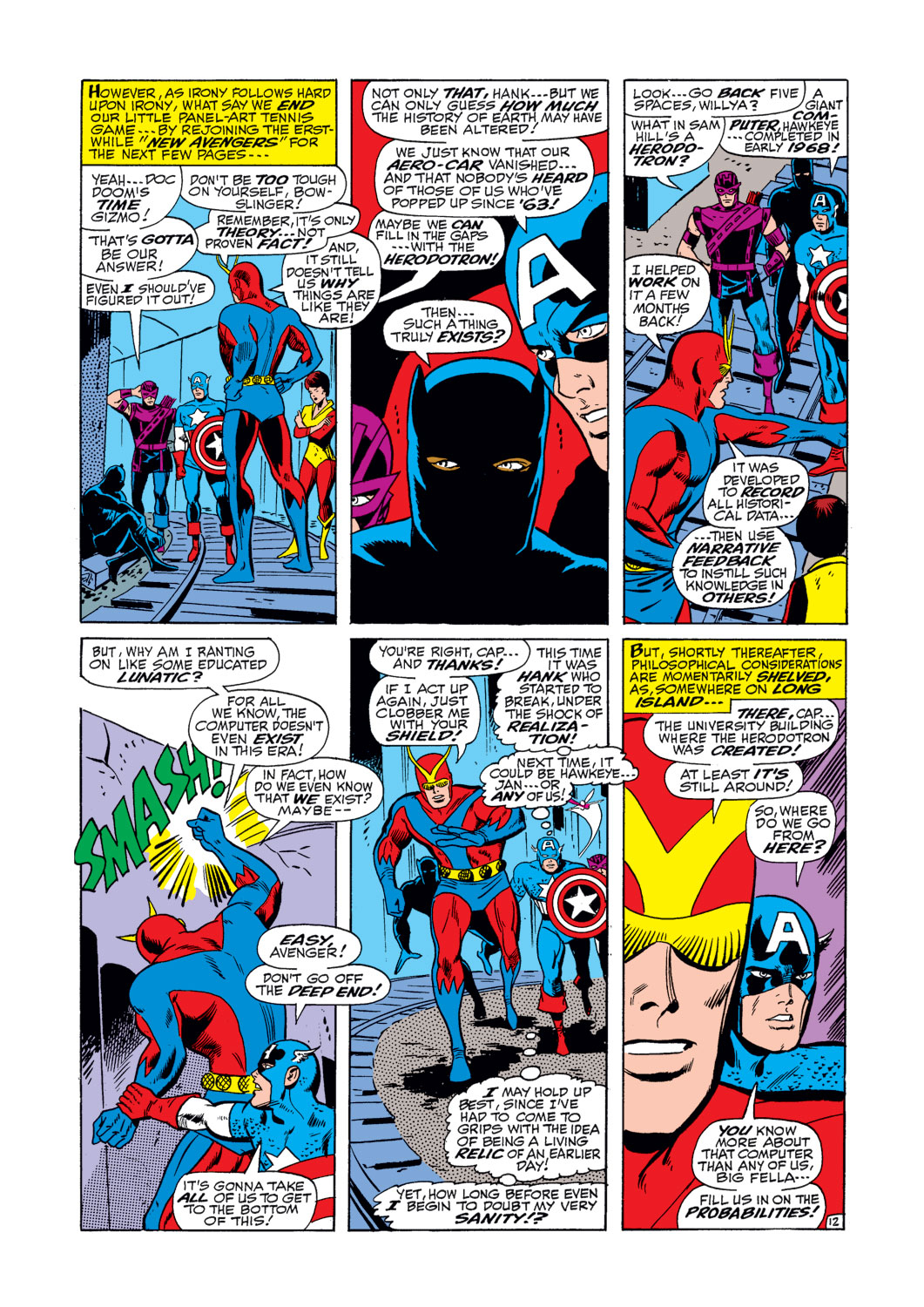 The Avengers (1963) _Annual_2 Page 12