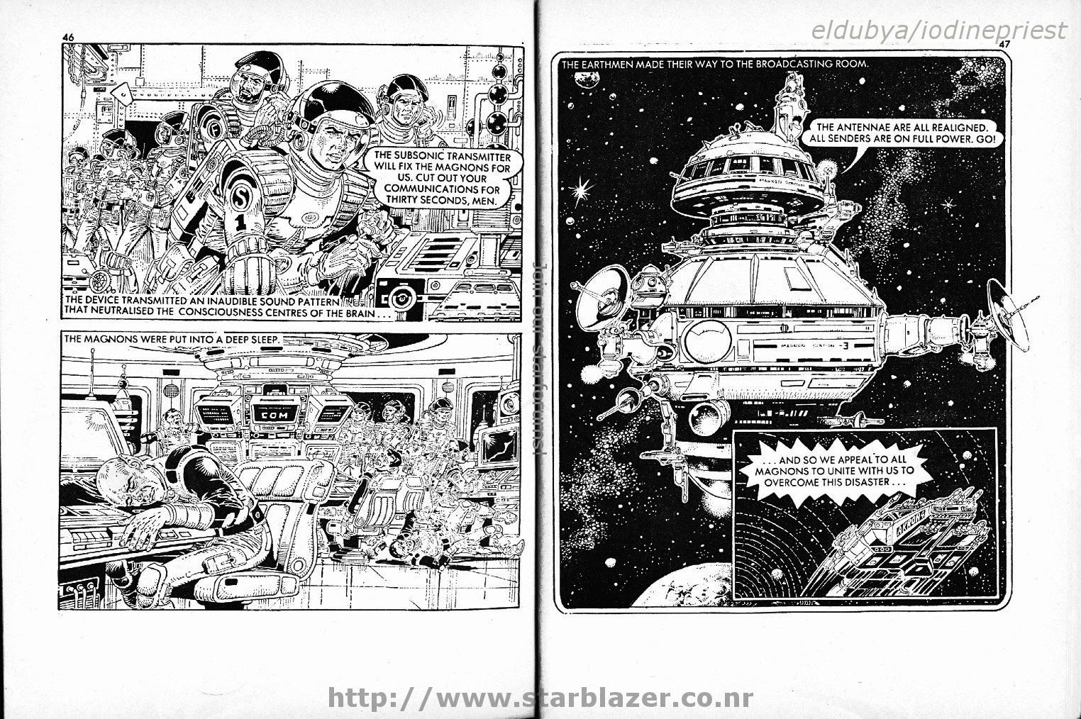 Starblazer issue 107 - Page 25