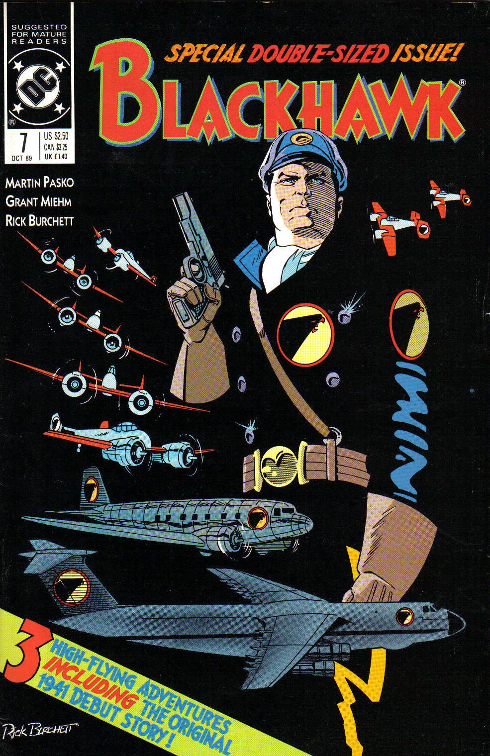 Blackhawk (1989) 7 Page 1