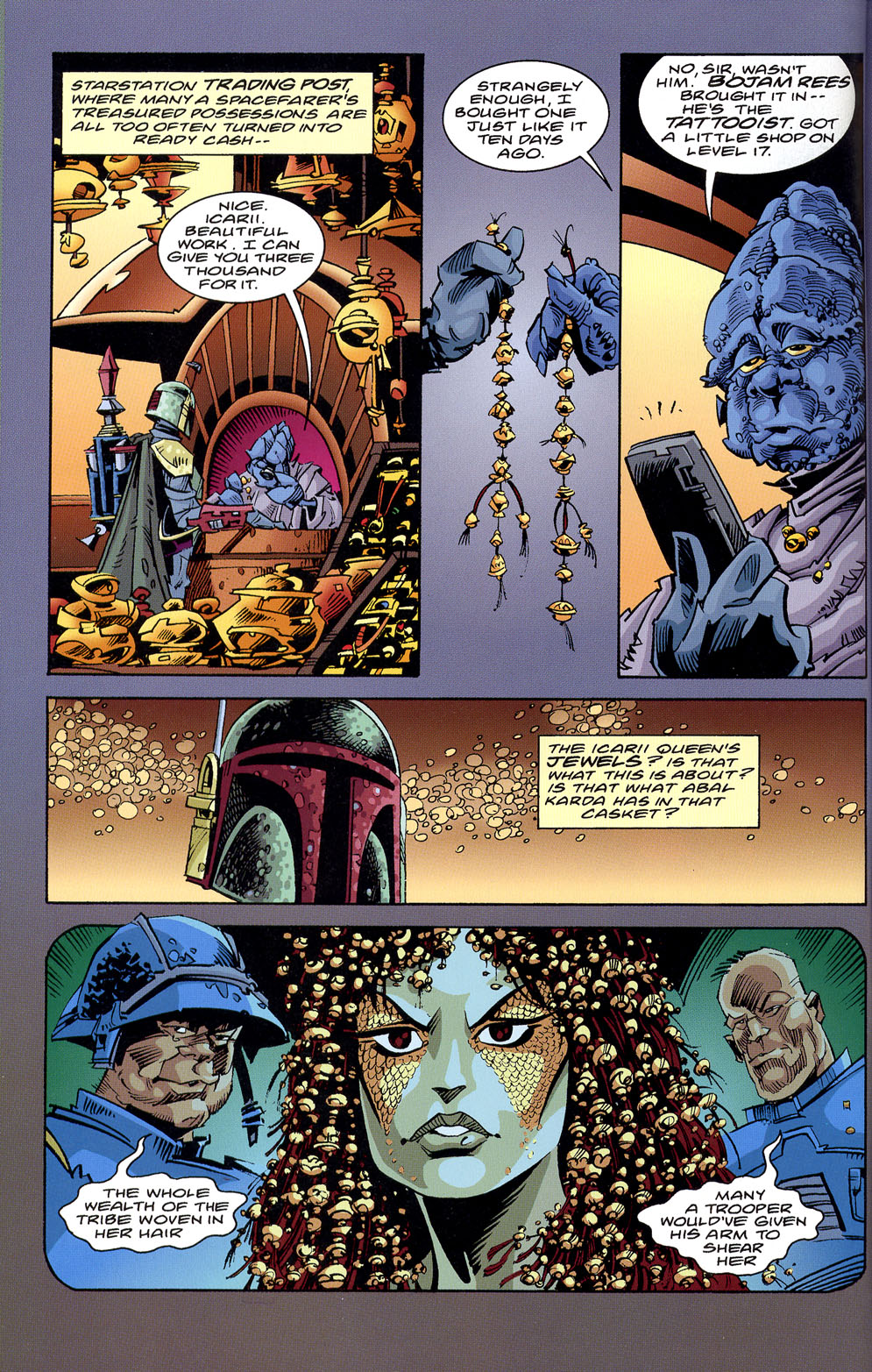 Read online Star Wars Omnibus comic -  Issue # Vol. 12 - 41