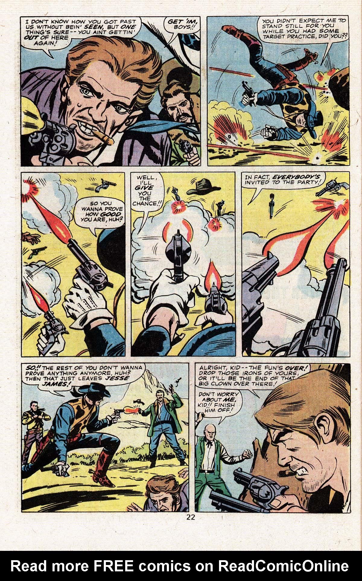 Read online Two-Gun Kid comic -  Issue #125 - 24