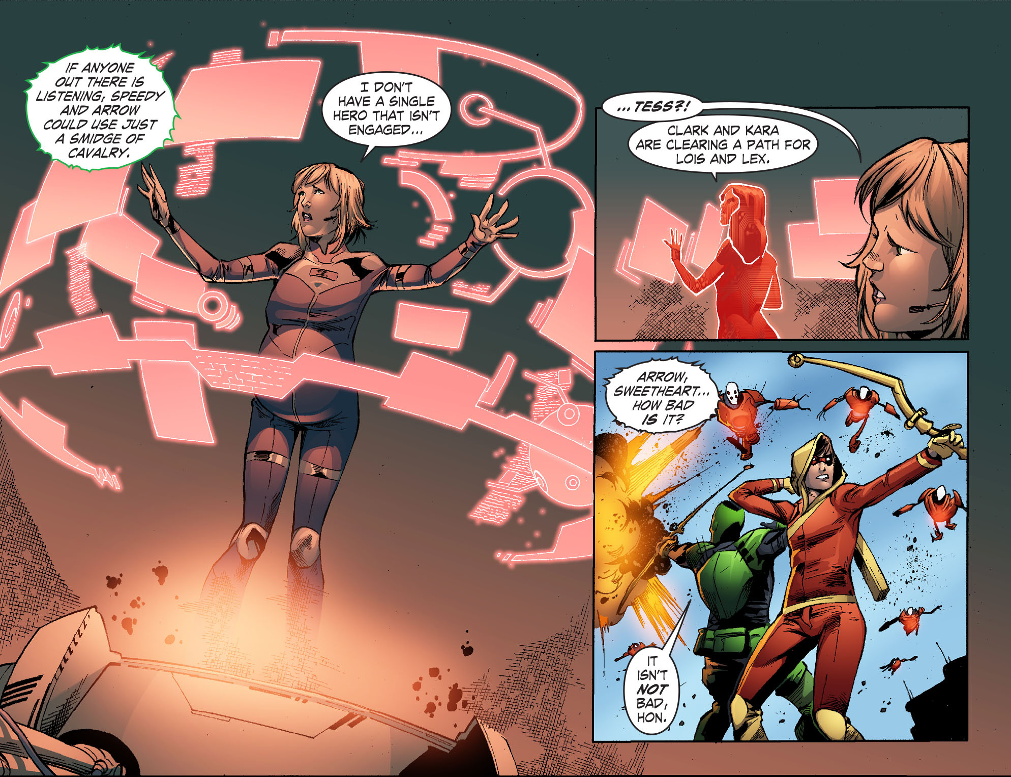 Read online Smallville: Continuity comic -  Issue #5 - 7