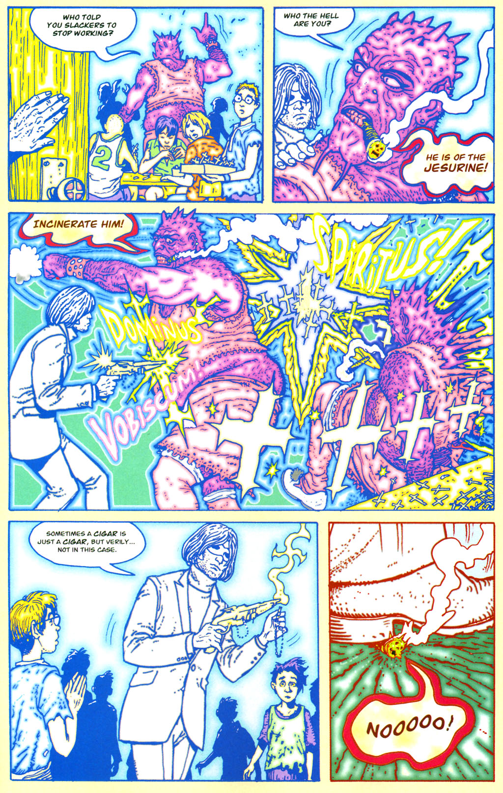 Read online Solo (2004) comic -  Issue #12 - 26