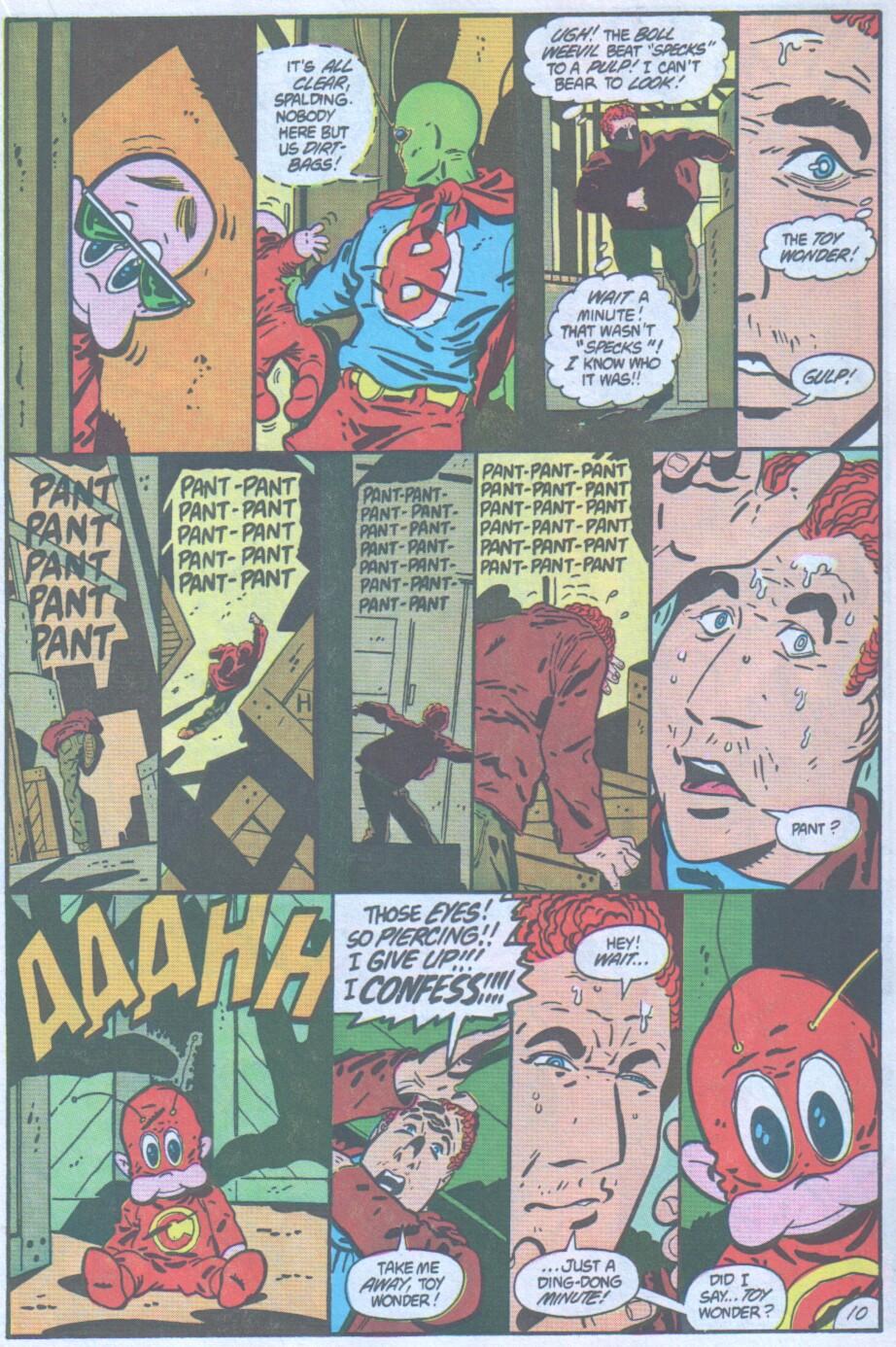 Read online Ambush Bug comic -  Issue #1 - 11