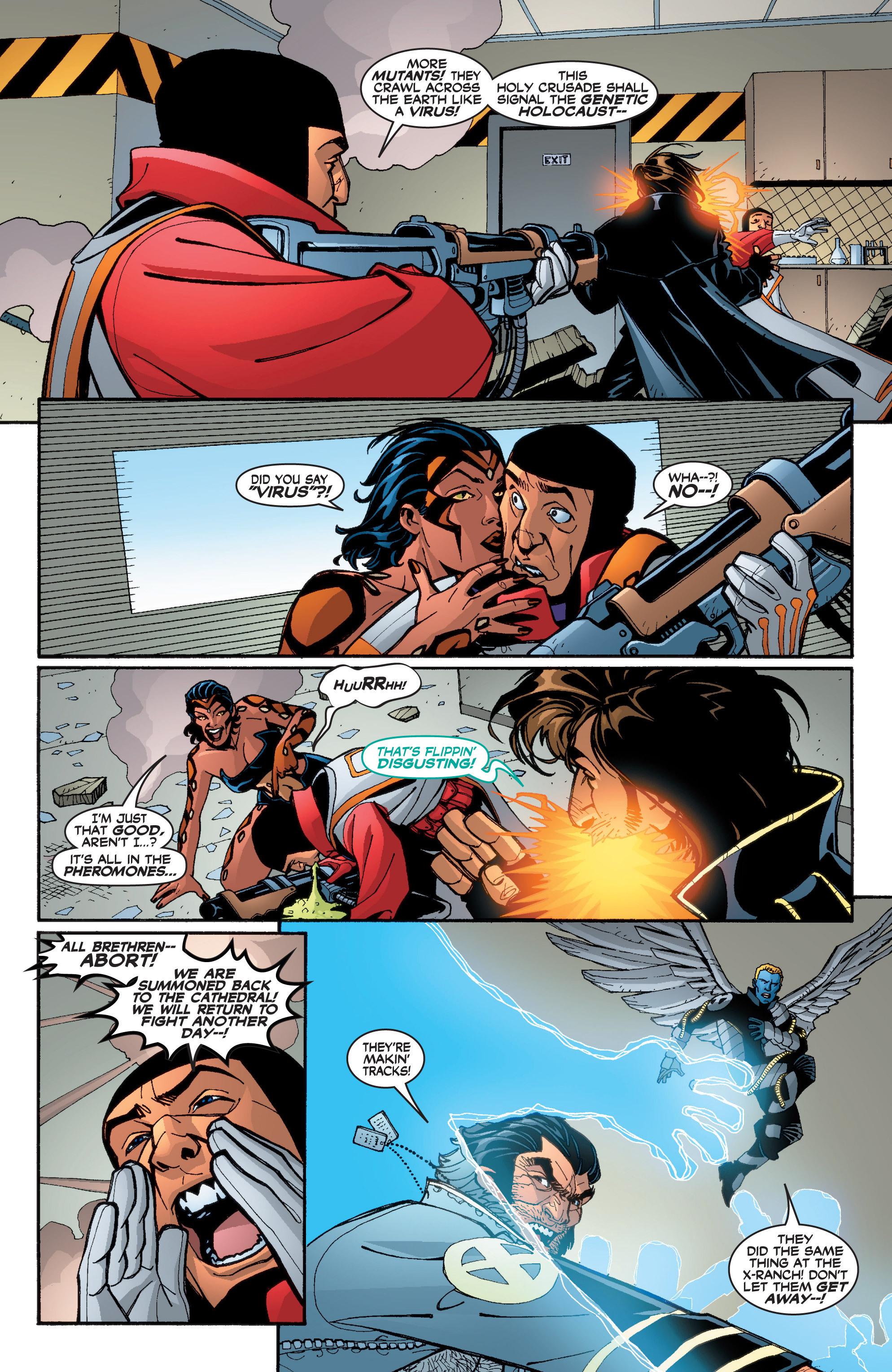 Read online Uncanny X-Men (1963) comic -  Issue #400 - 5